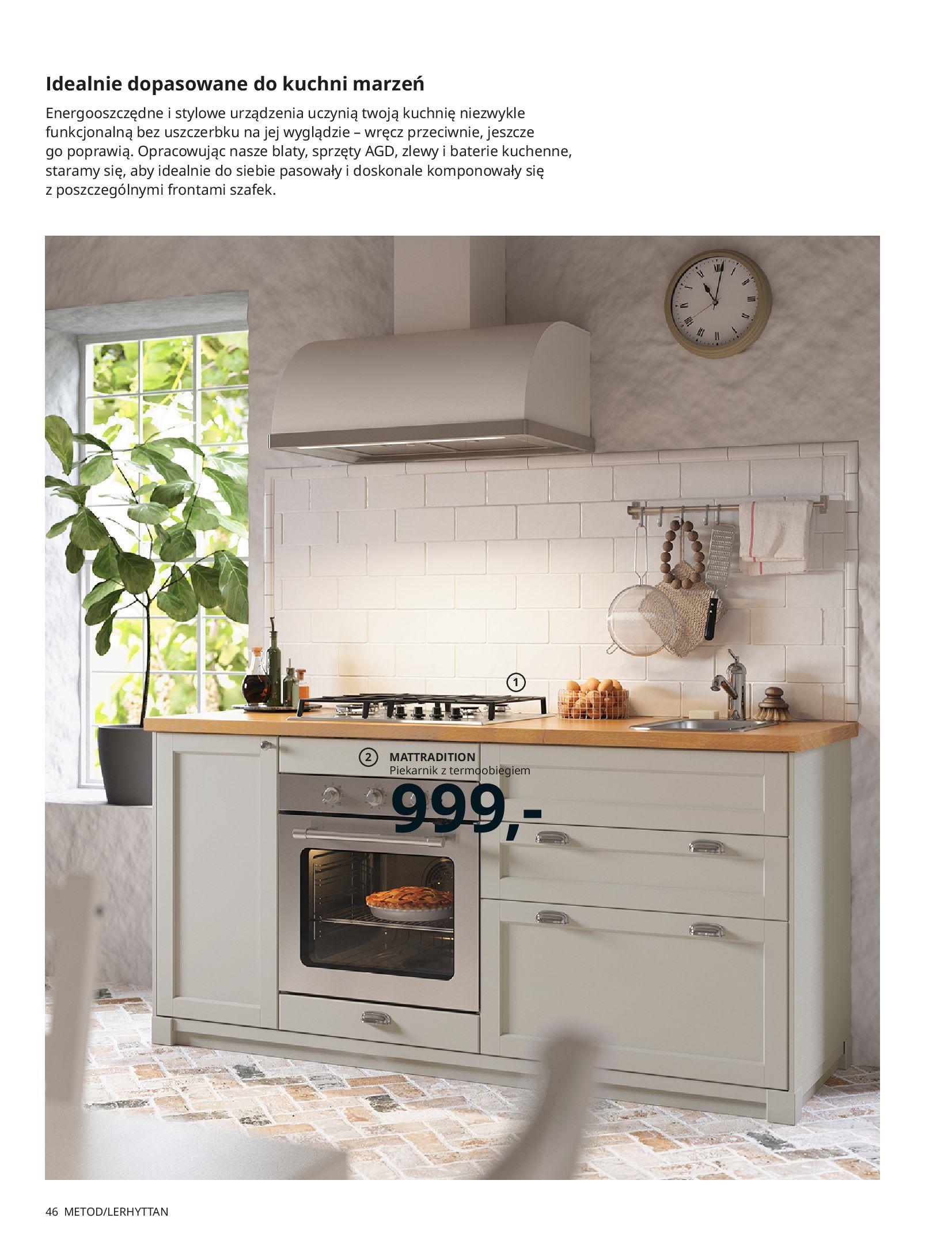 Gazetka IKEA: KUCHNIE 2021 2021-01-13 page-46