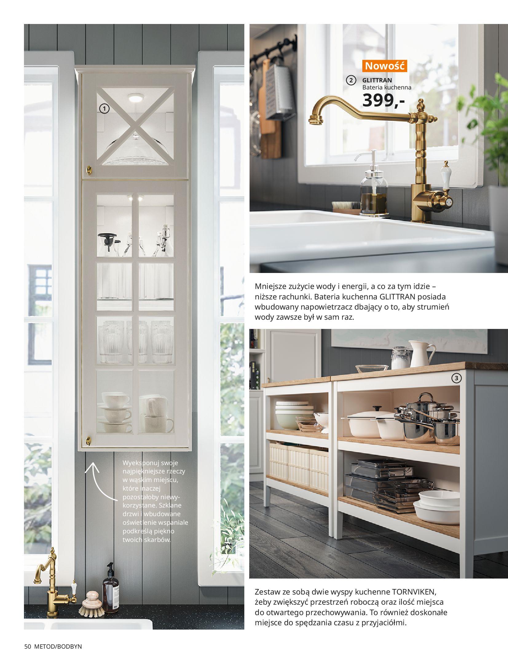 Gazetka IKEA: KUCHNIE 2021 2021-01-13 page-50
