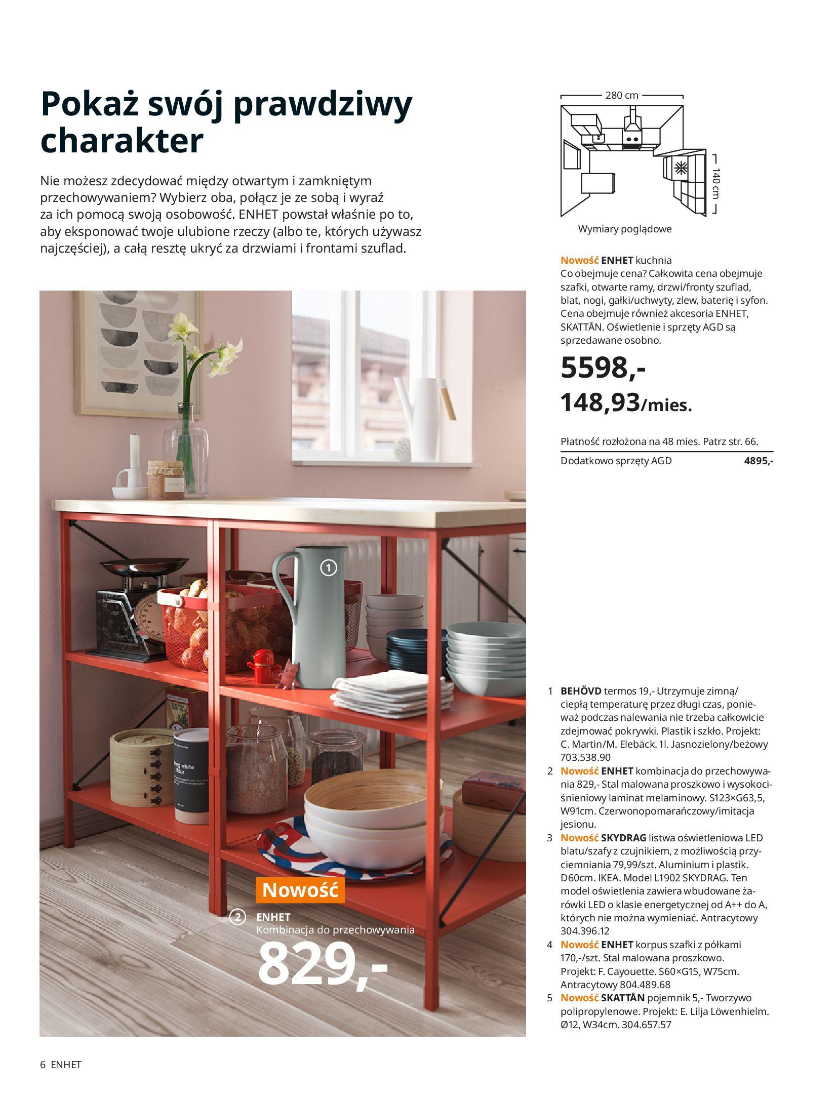 Gazetka IKEA: KUCHNIE 2021 2021-01-13 page-6