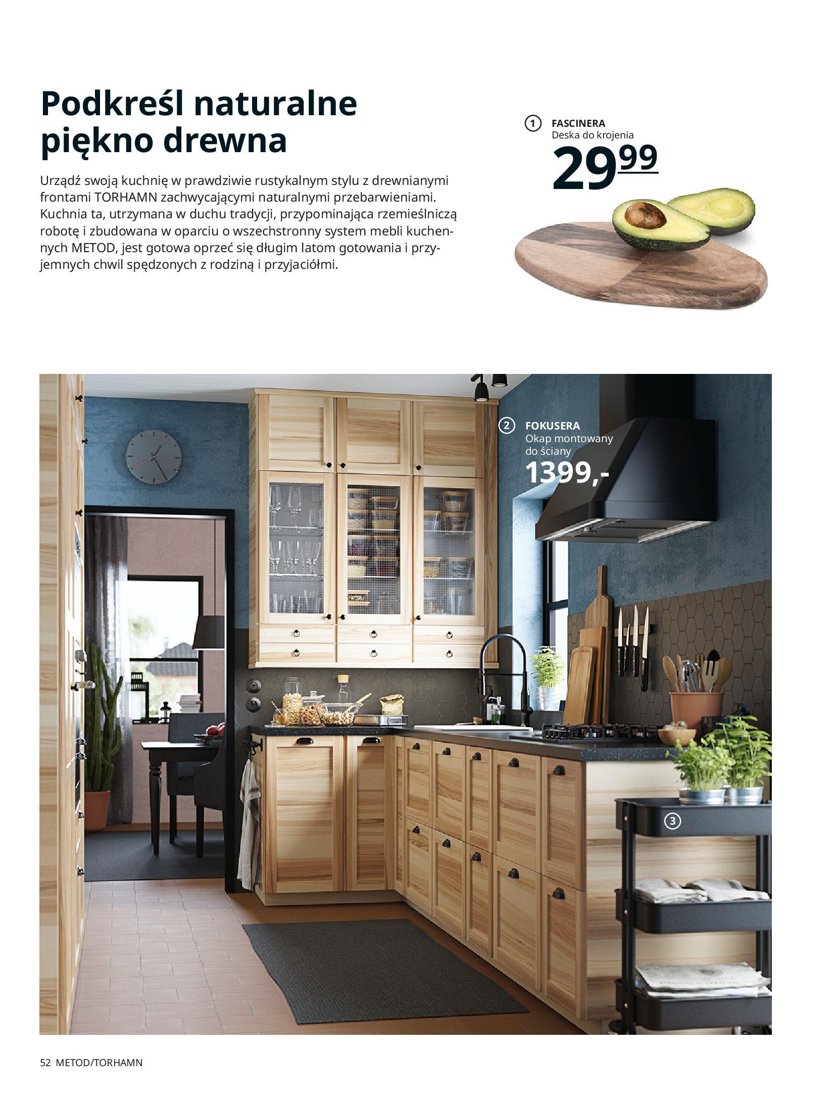 Gazetka IKEA: KUCHNIE 2021 2021-01-13 page-52