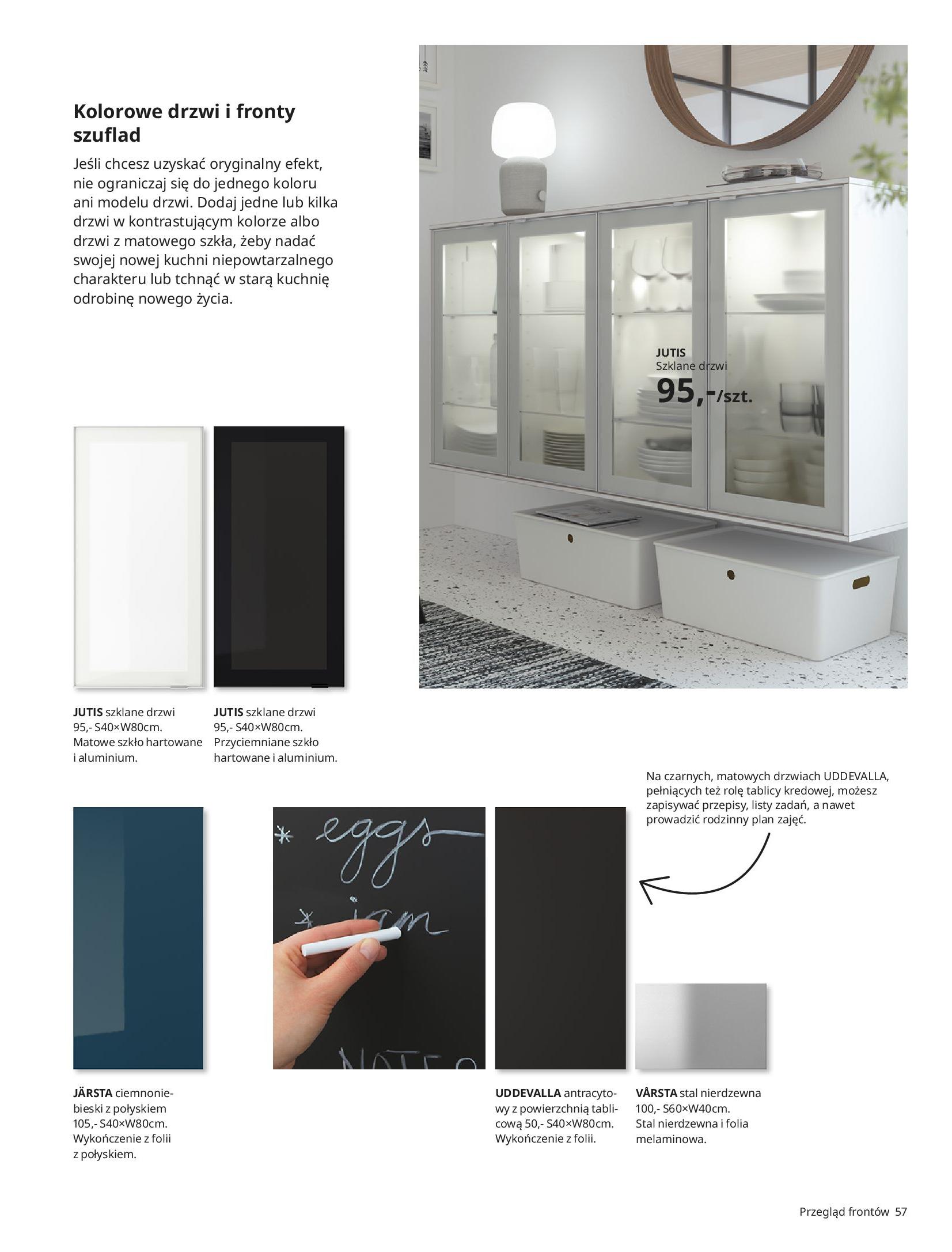 Gazetka IKEA: KUCHNIE 2021 2021-01-13 page-57