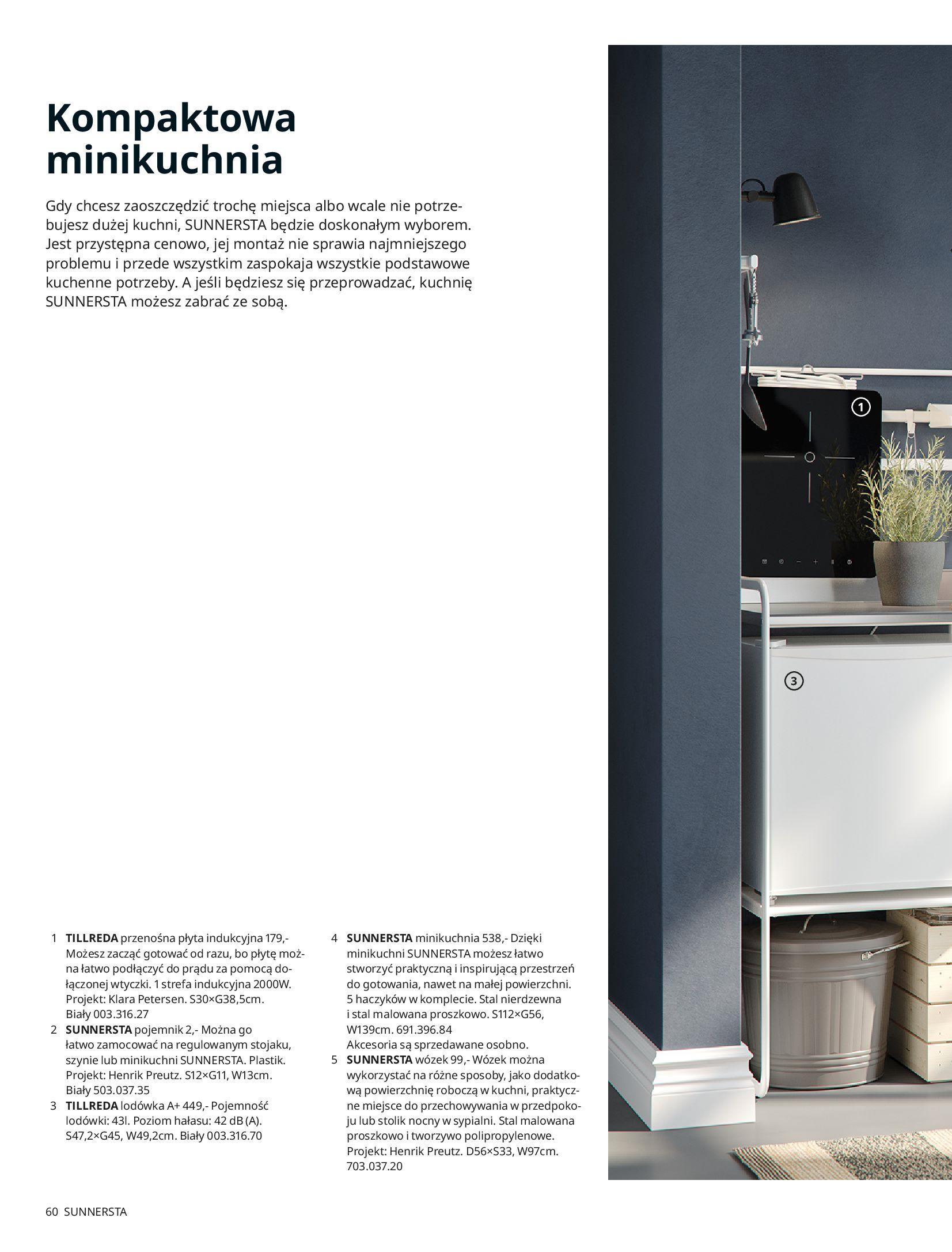 Gazetka IKEA: KUCHNIE 2021 2021-01-13 page-60
