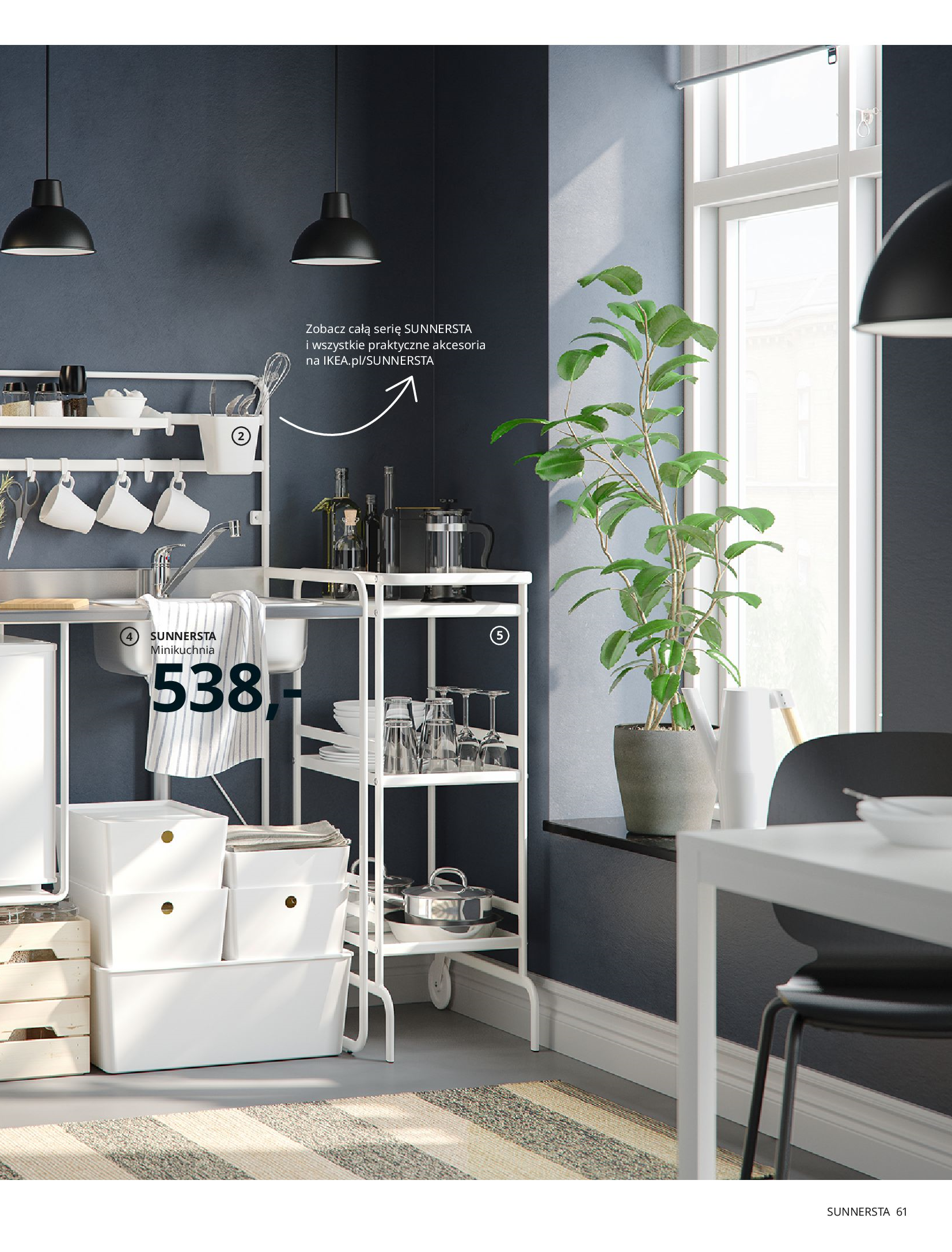 Gazetka IKEA: KUCHNIE 2021 2021-01-13 page-61
