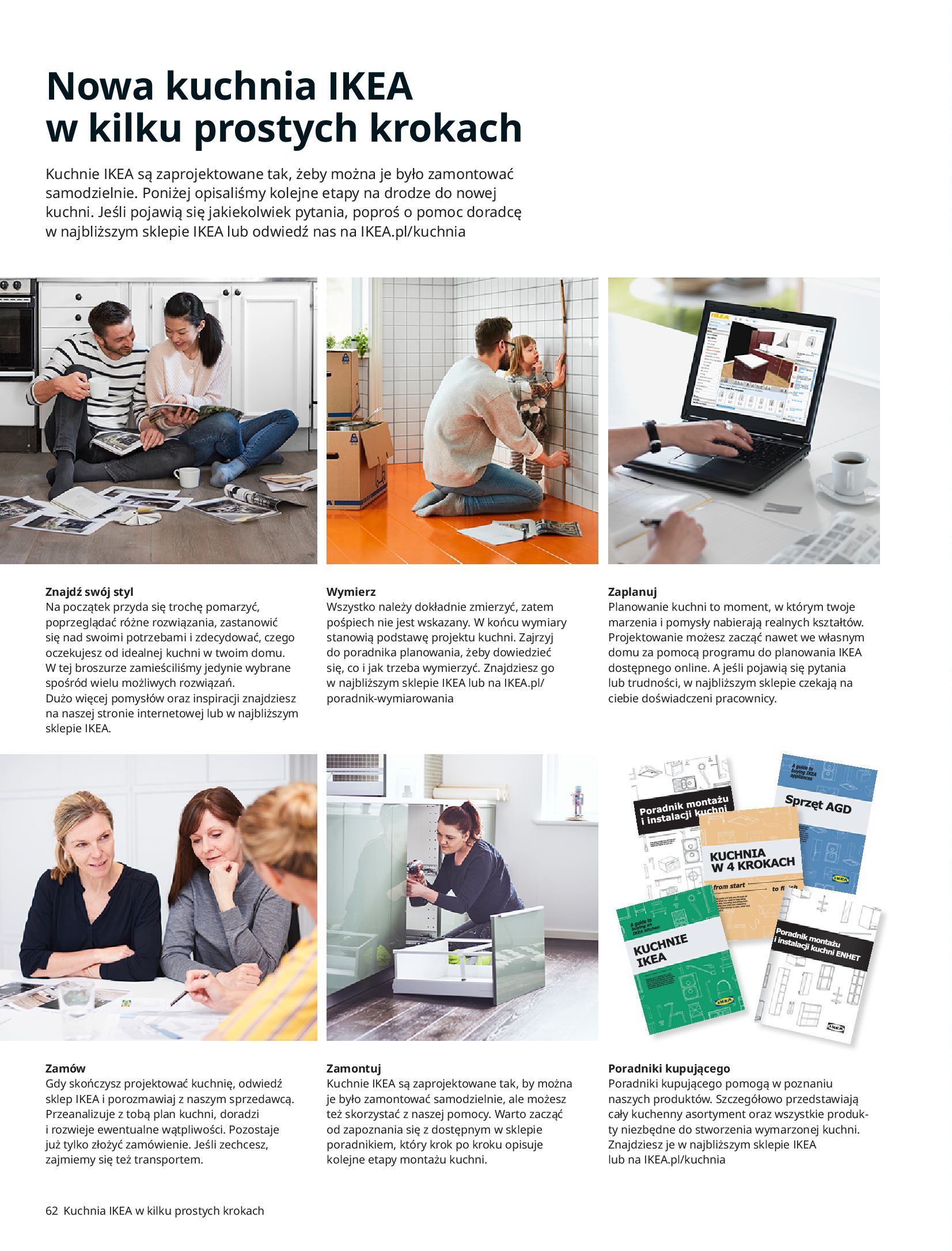 Gazetka IKEA: KUCHNIE 2021 2021-01-13 page-62