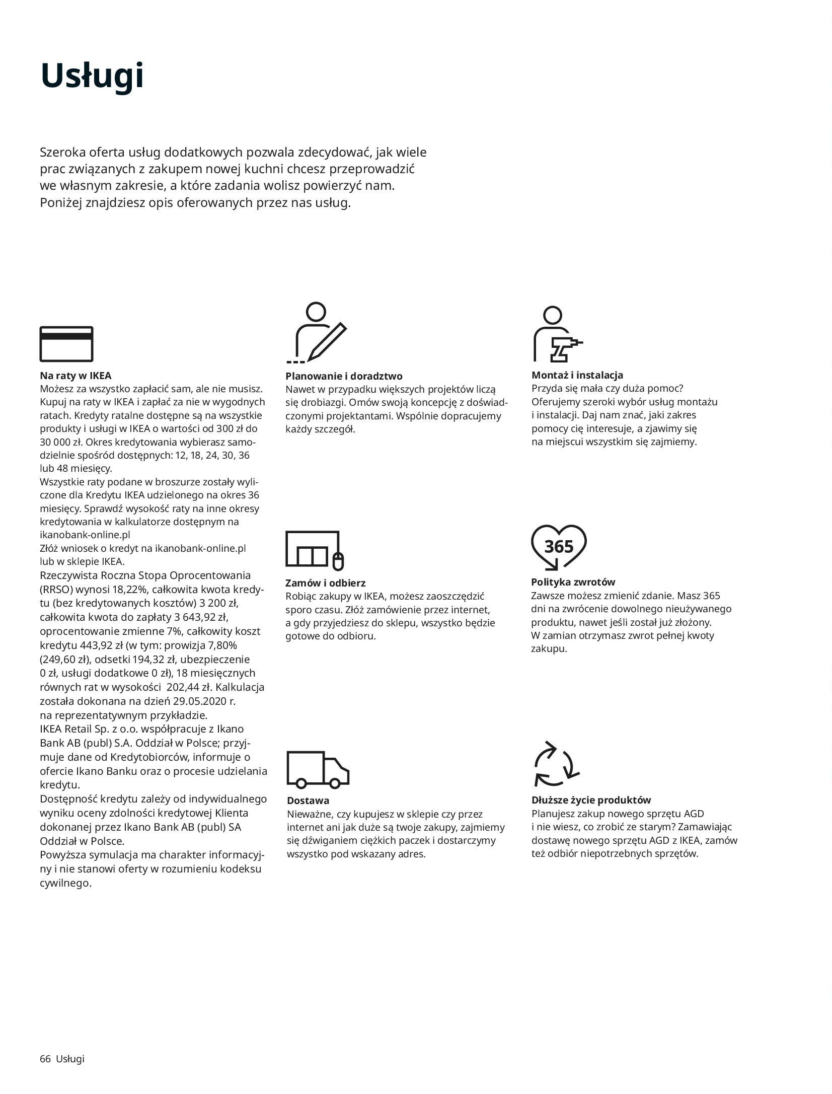 Gazetka IKEA: KUCHNIE 2021 2021-01-13 page-66