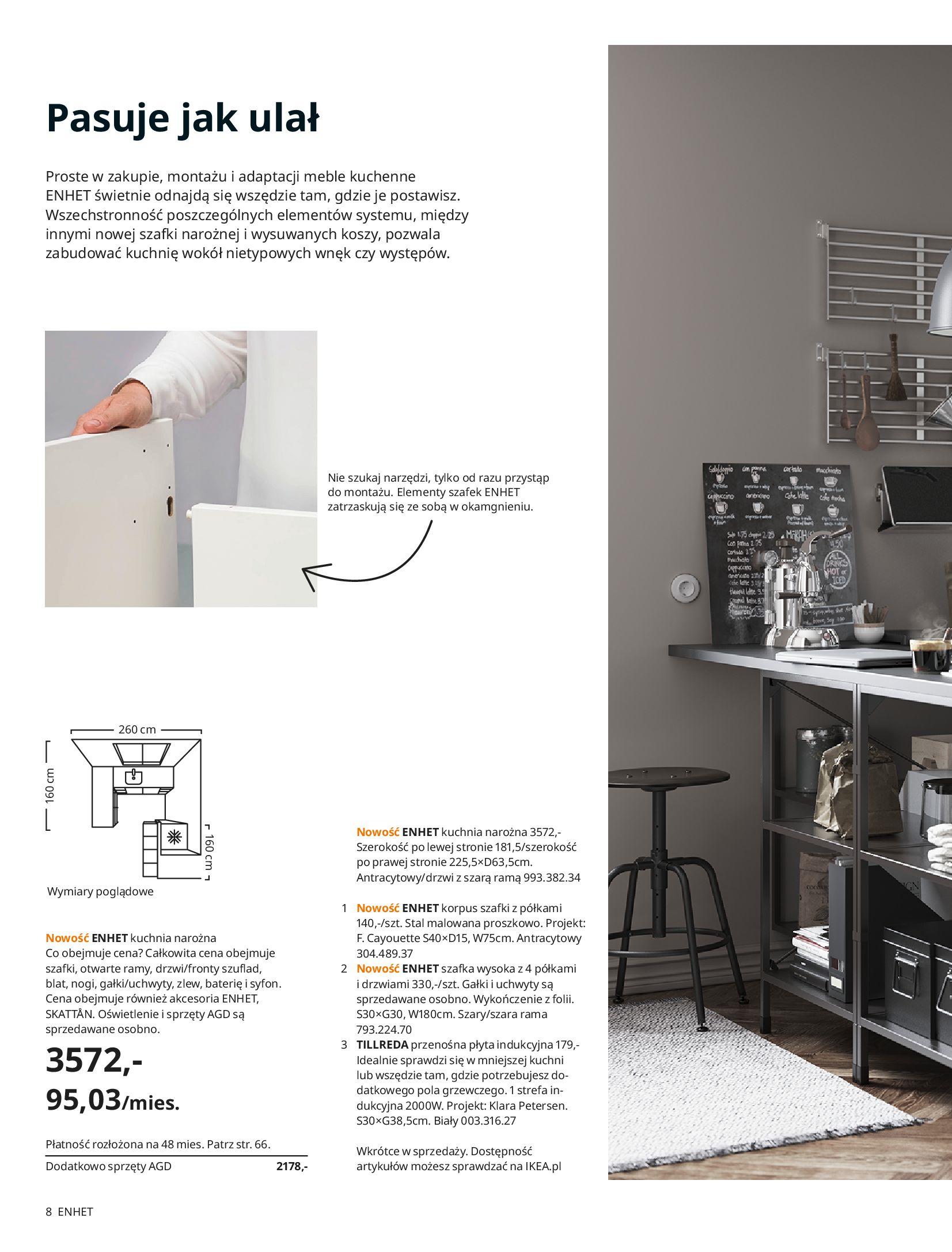 Gazetka IKEA: KUCHNIE 2021 2021-01-13 page-8