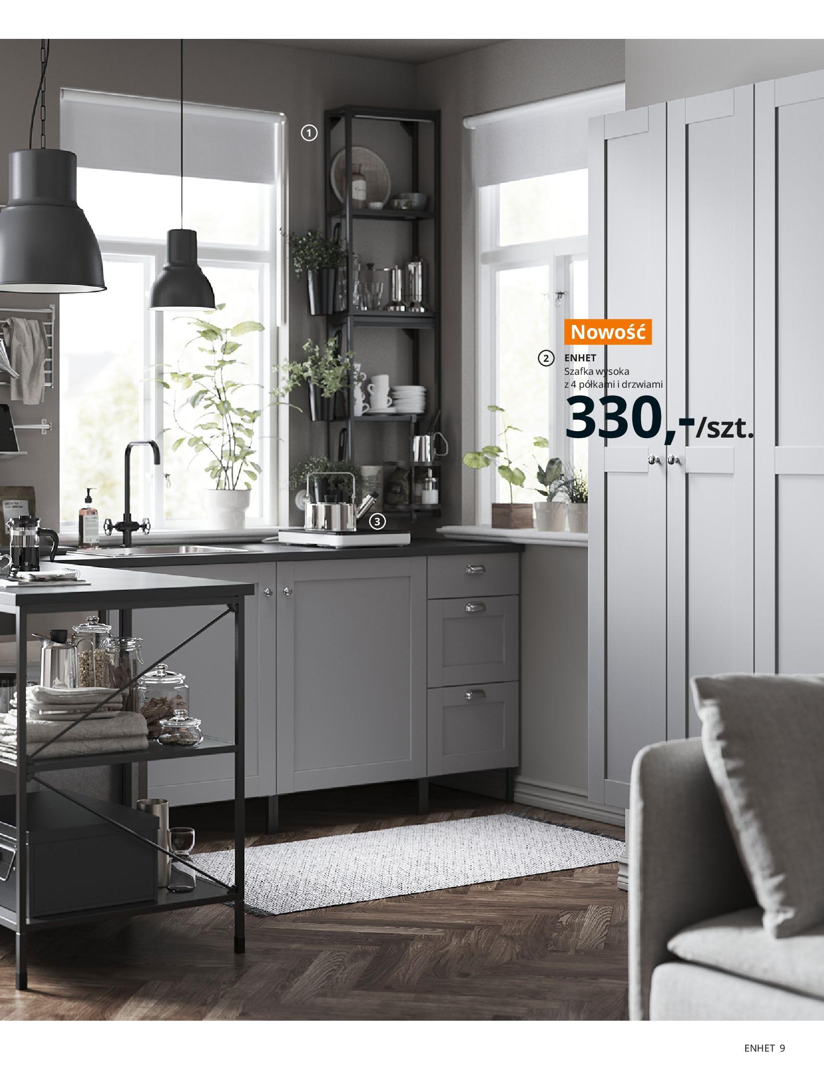 Gazetka IKEA: KUCHNIE 2021 2021-01-13 page-9