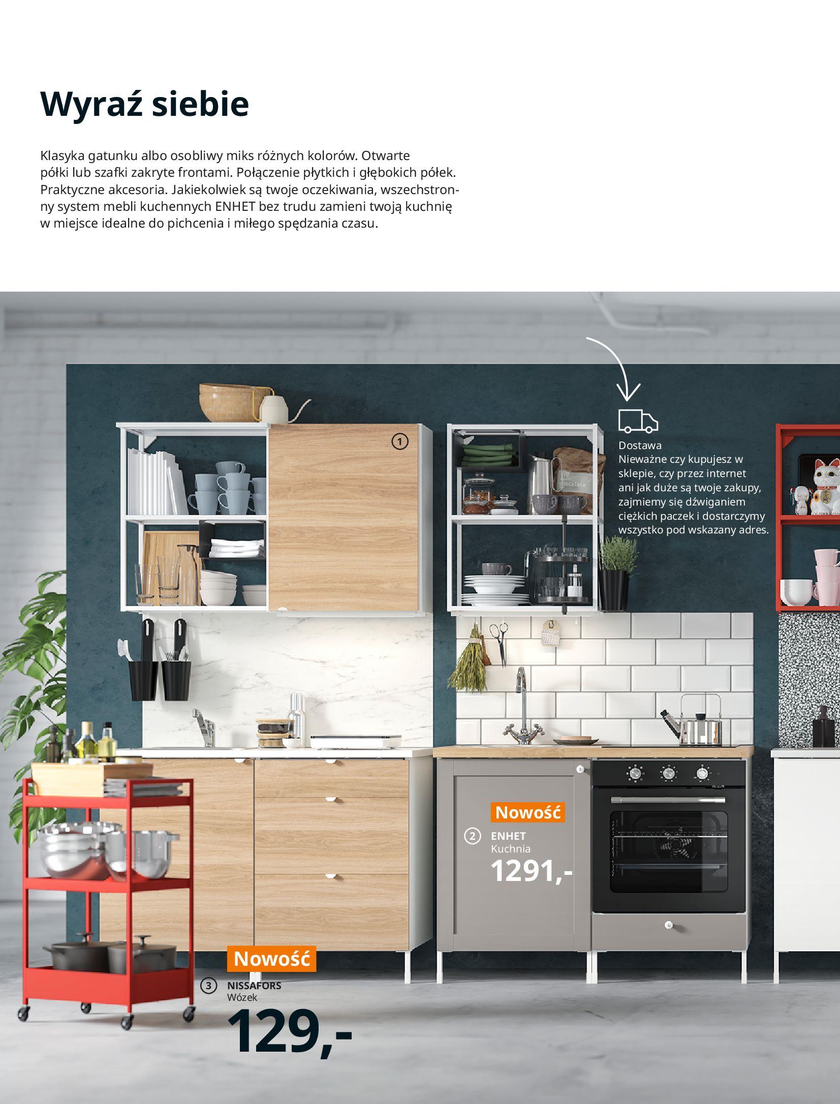 Gazetka IKEA: KUCHNIE 2021 2021-01-13 page-10