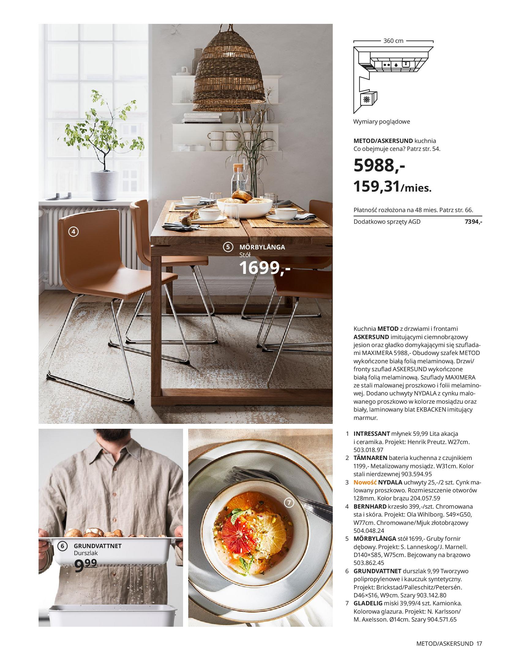Gazetka IKEA: KUCHNIE 2021 2021-01-13 page-17