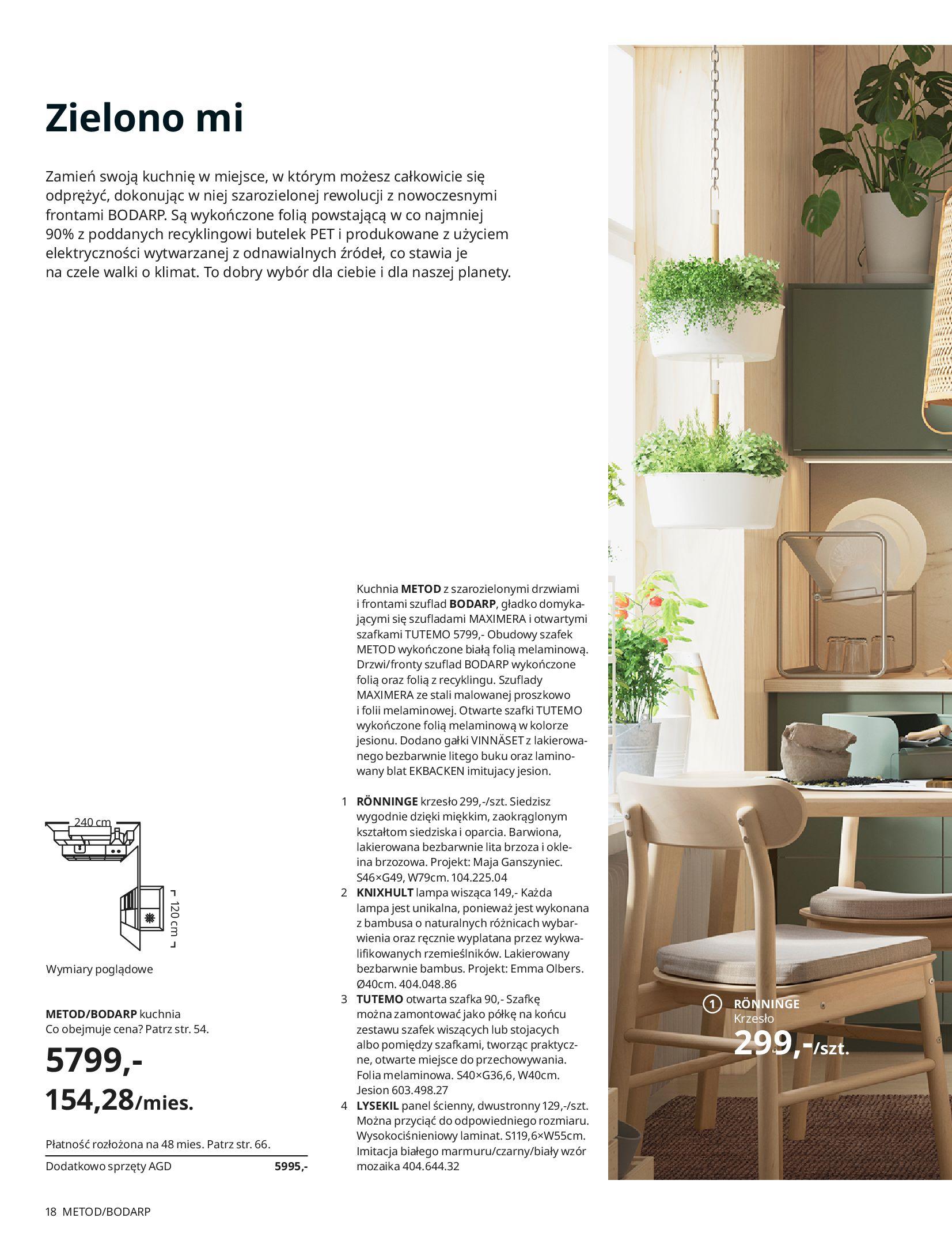 Gazetka IKEA: KUCHNIE 2021 2021-01-13 page-18