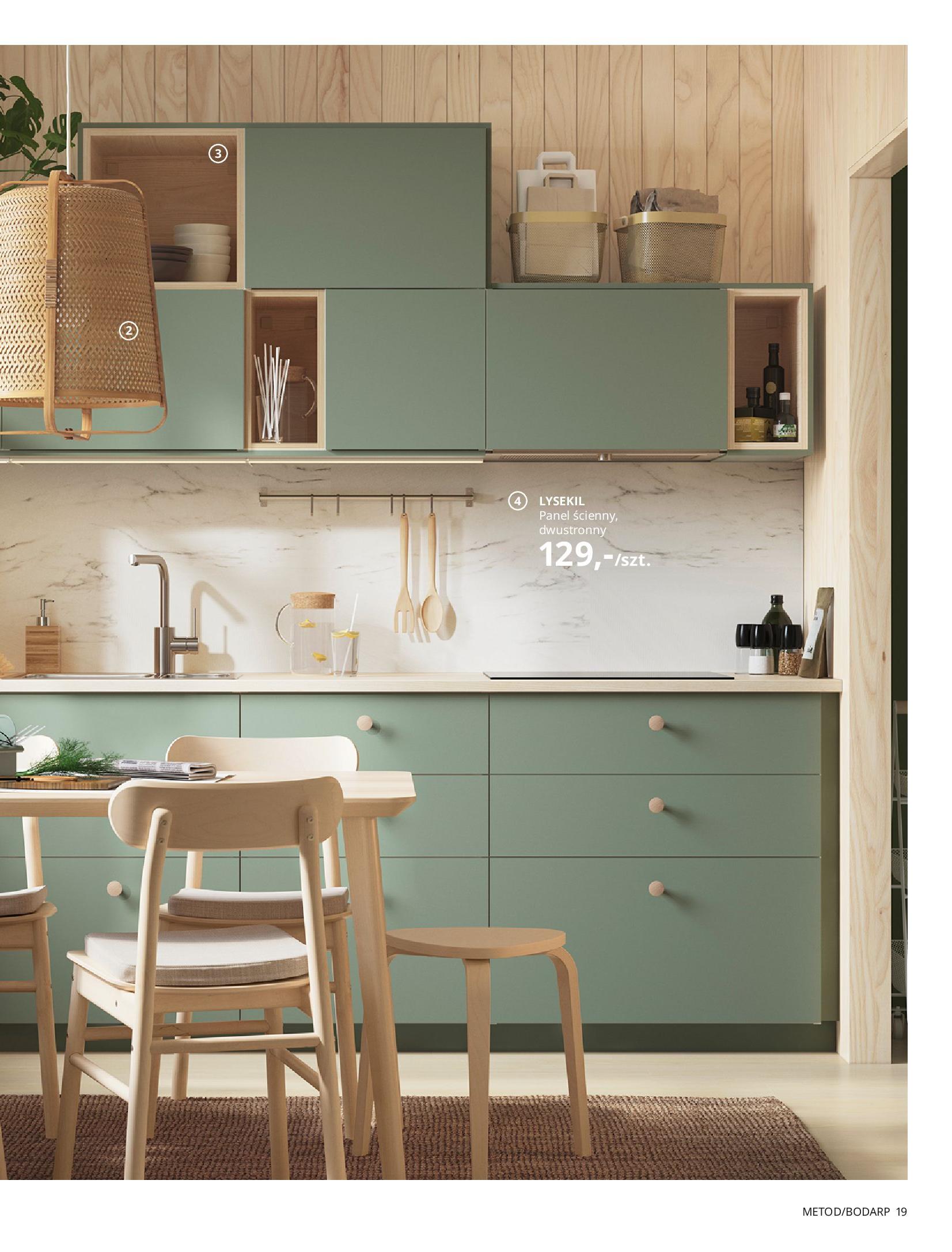 Gazetka IKEA: KUCHNIE 2021 2021-01-13 page-19