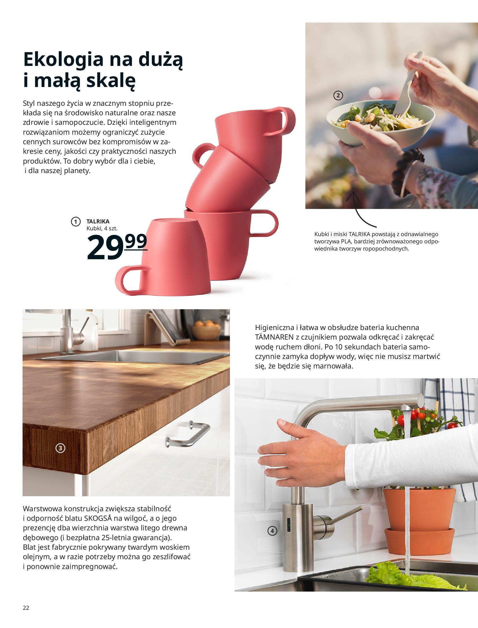 Gazetka IKEA: KUCHNIE 2021 2021-01-13 page-22