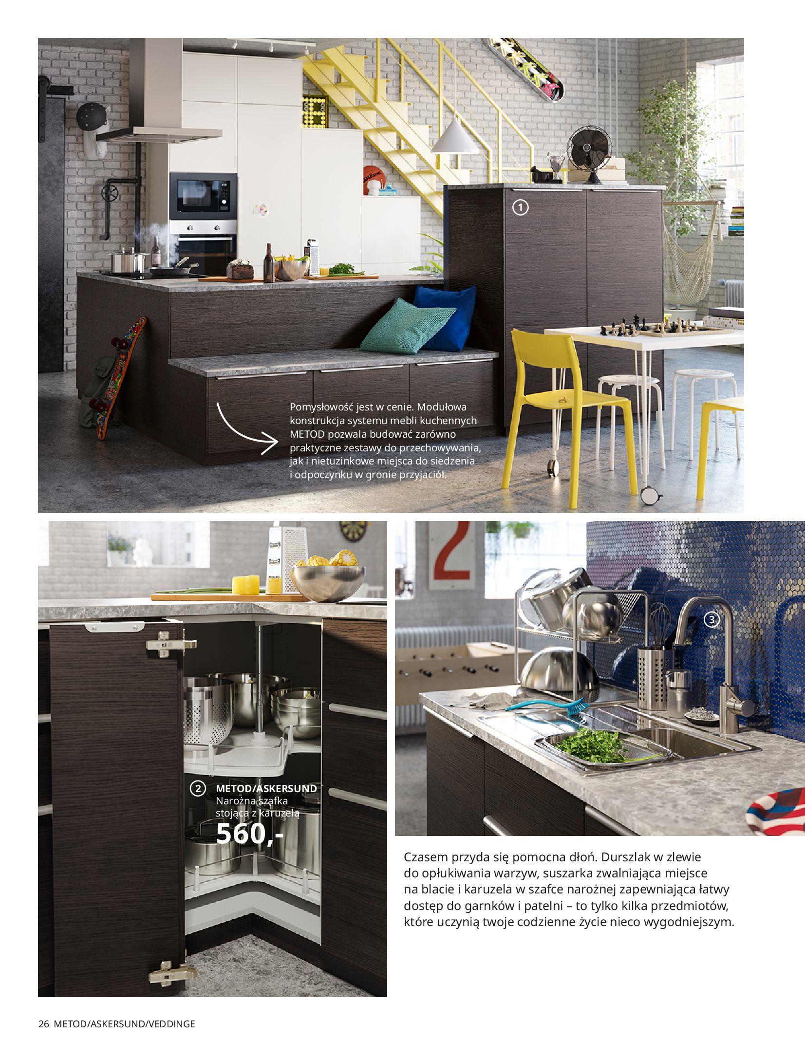 Gazetka IKEA: KUCHNIE 2021 2021-01-13 page-26