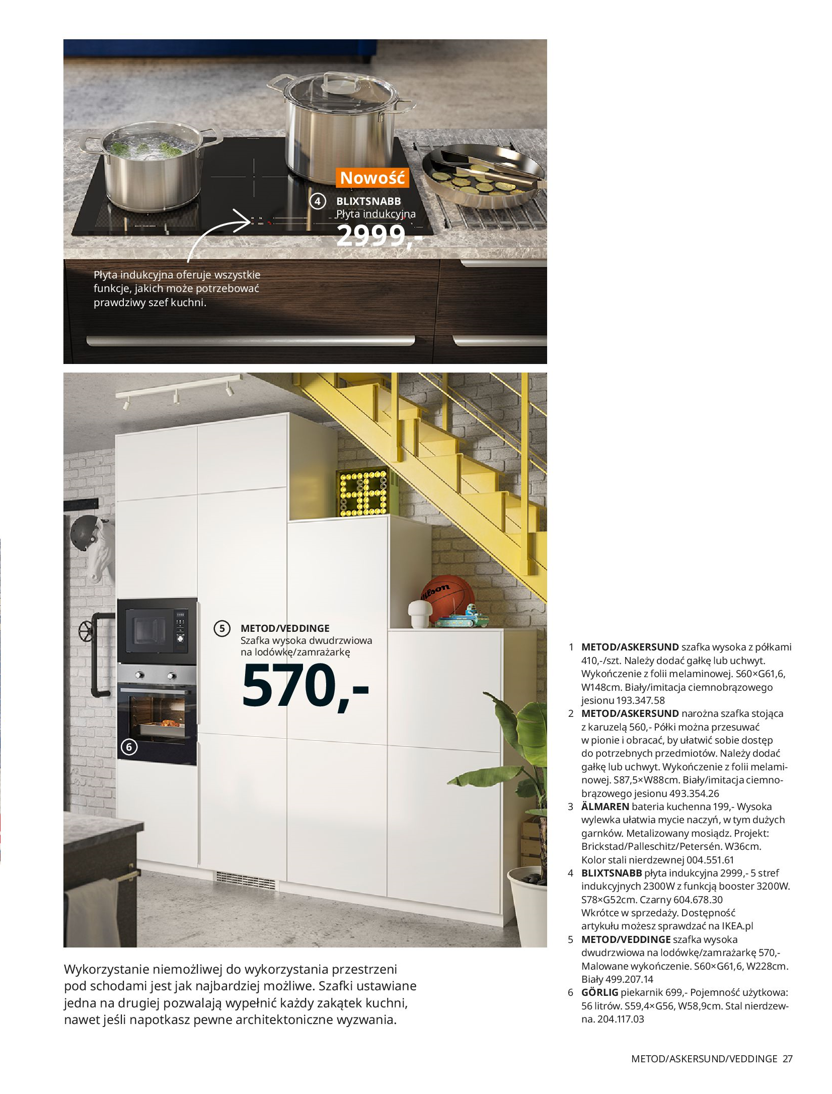 Gazetka IKEA: KUCHNIE 2021 2021-01-13 page-27