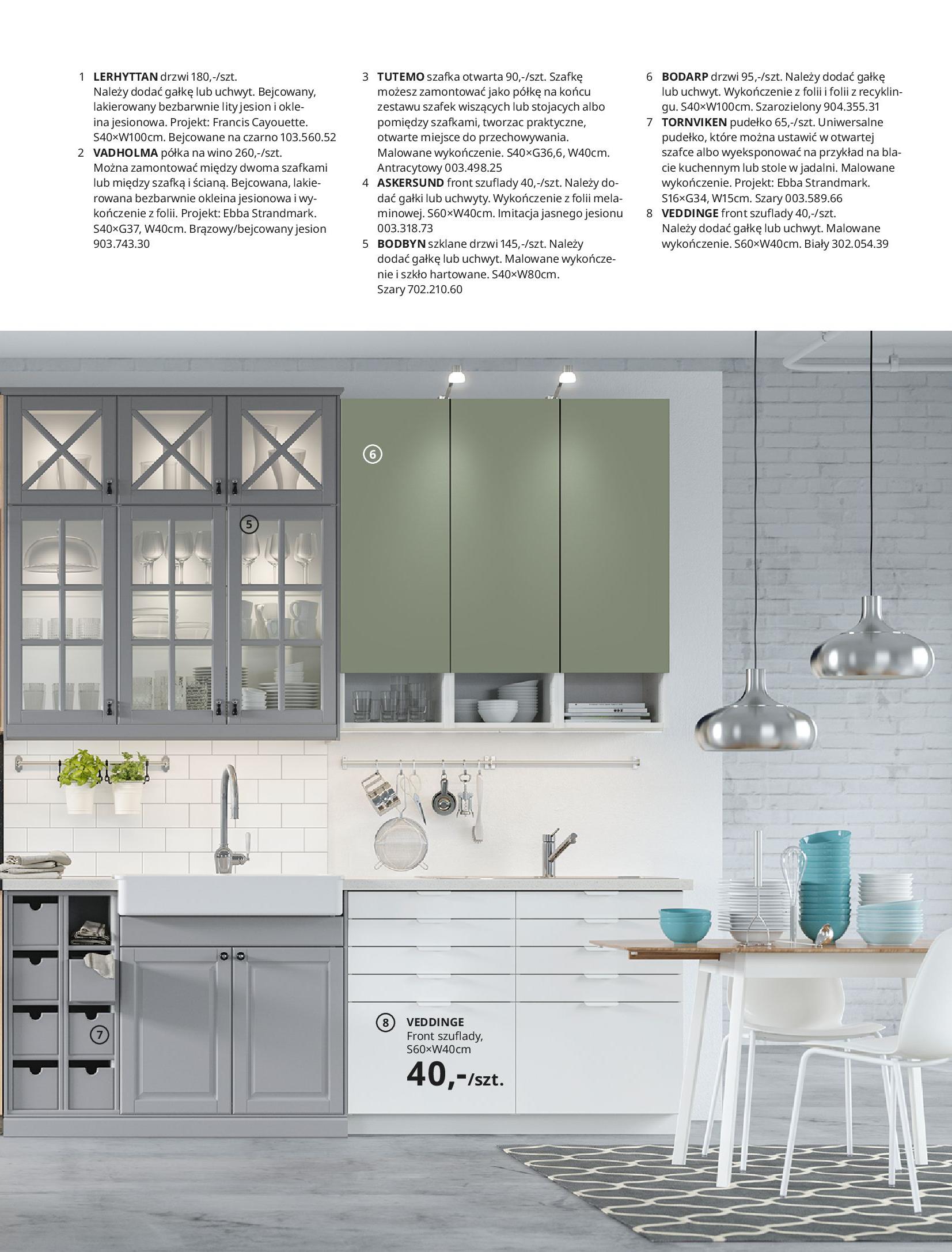 Gazetka IKEA: KUCHNIE 2021 2021-01-13 page-29