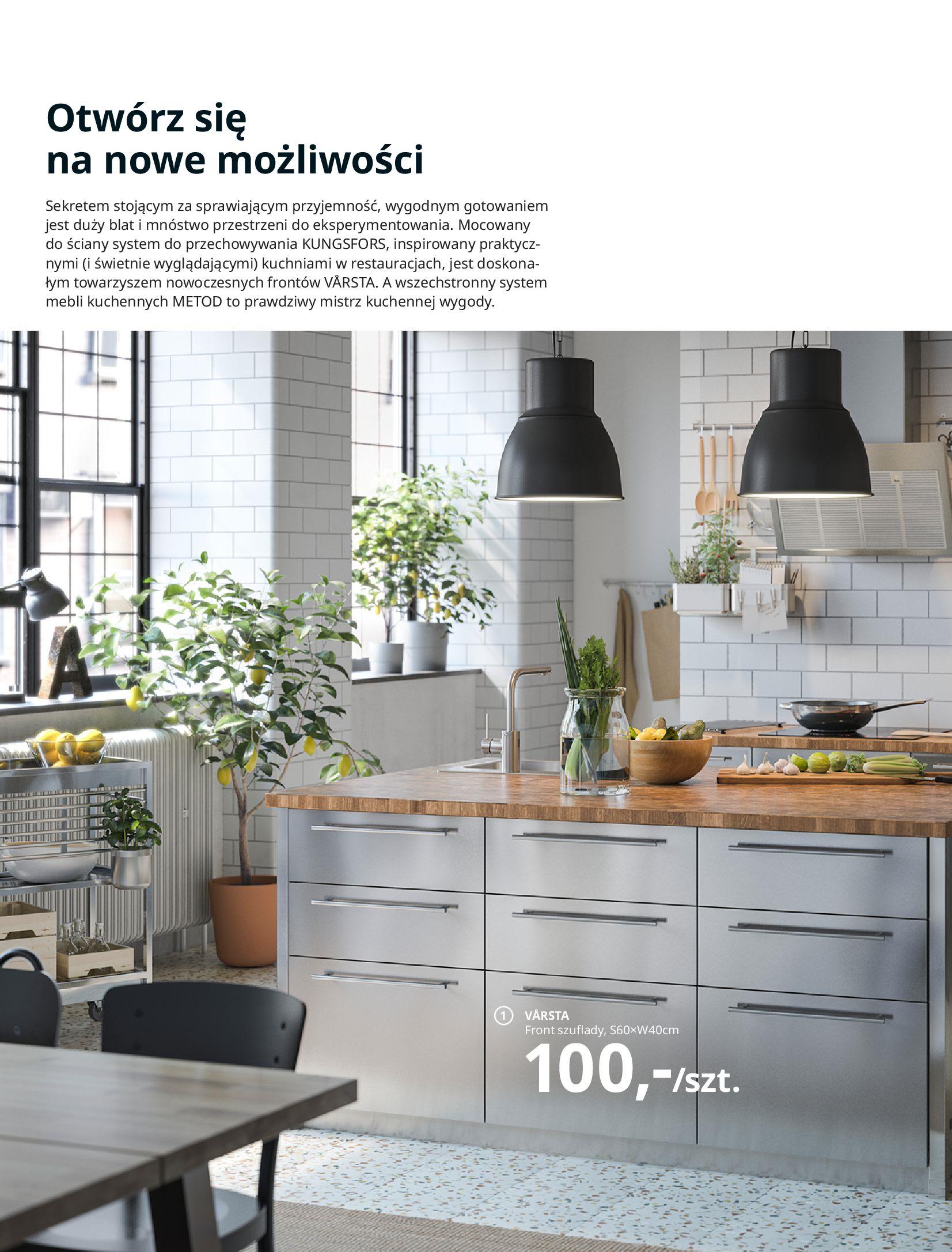 Gazetka IKEA: KUCHNIE 2021 2021-01-13 page-30