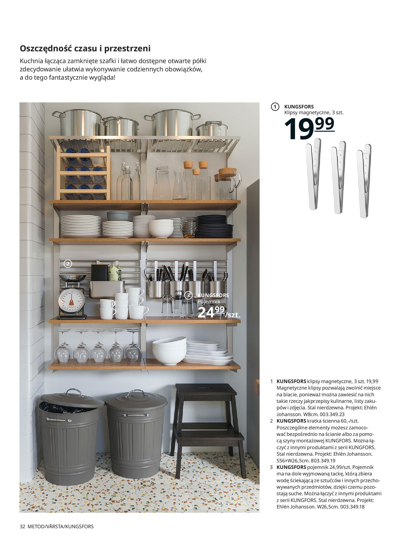 Gazetka IKEA: KUCHNIE 2021 2021-01-13 page-32