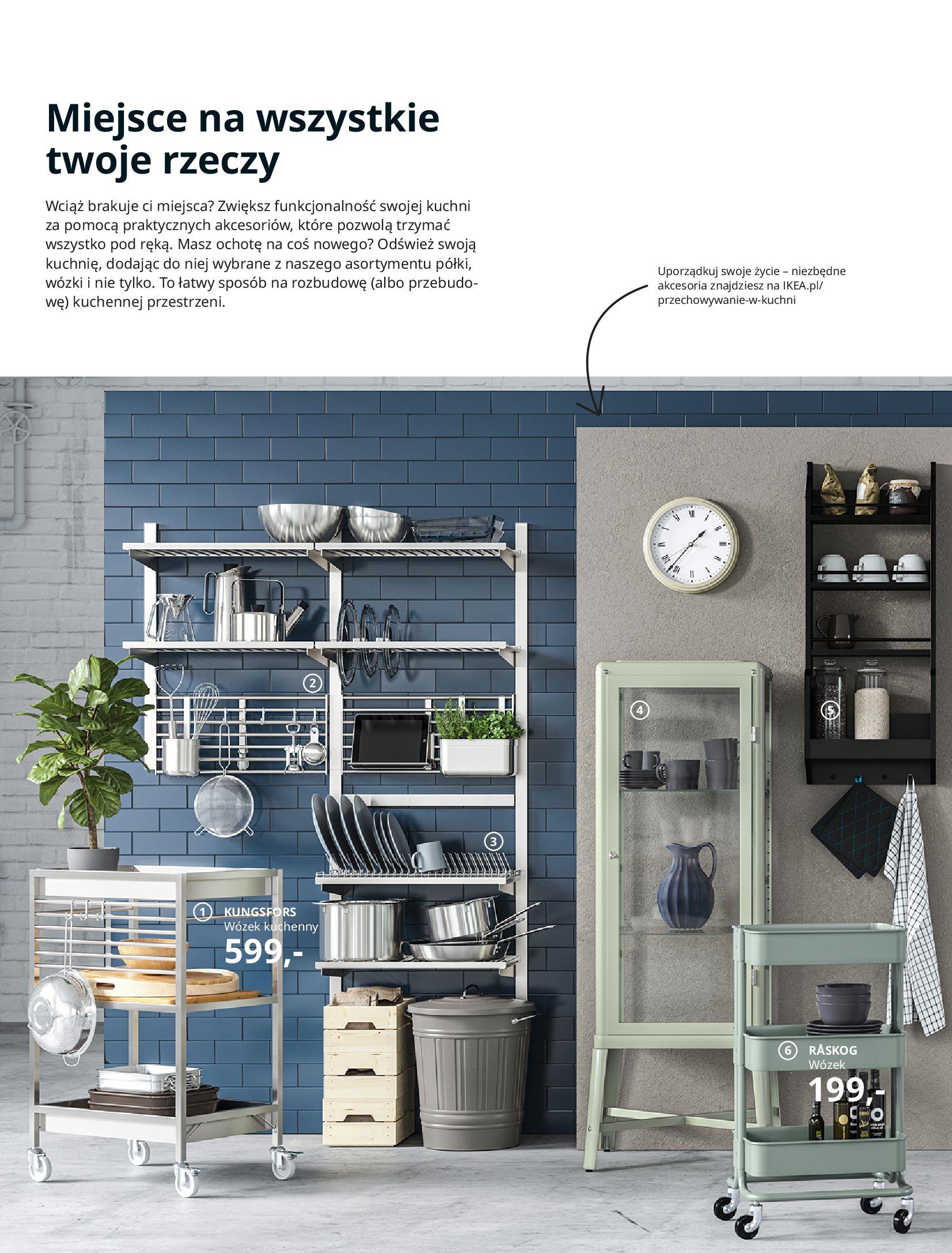 Gazetka IKEA: KUCHNIE 2021 2021-01-13 page-38