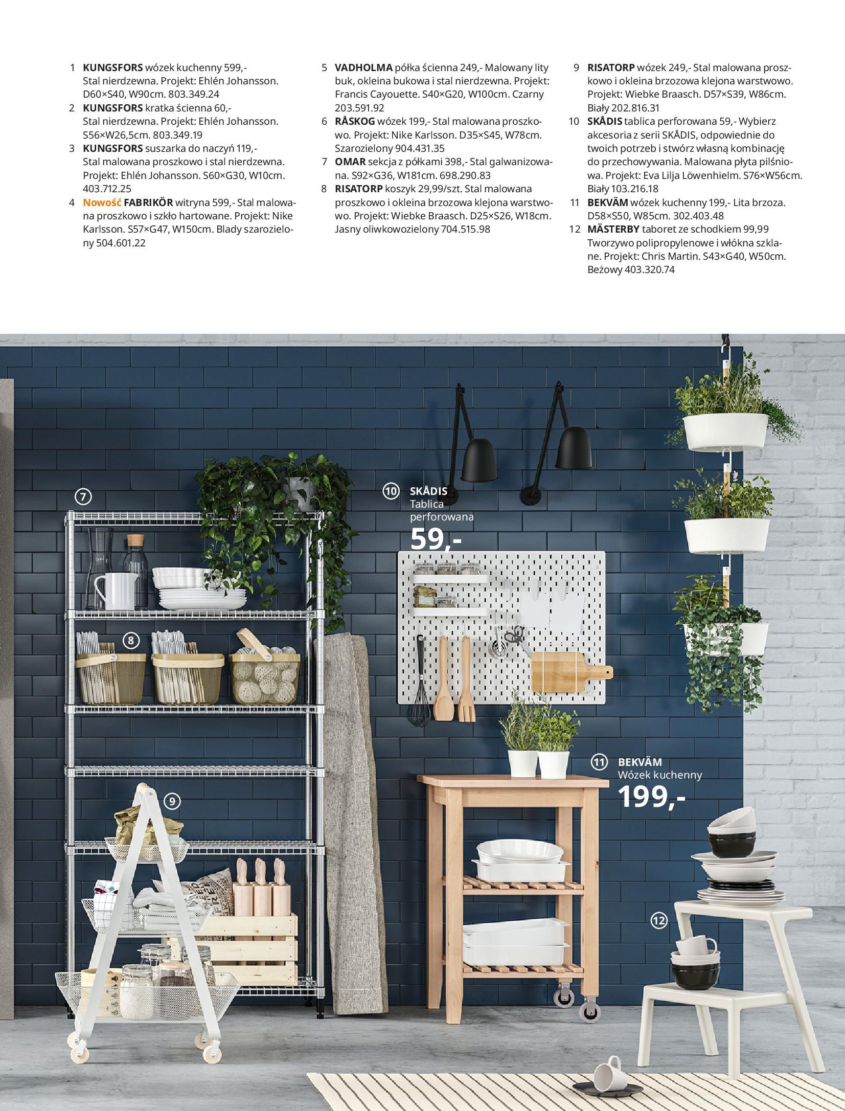 Gazetka IKEA: KUCHNIE 2021 2021-01-13 page-39