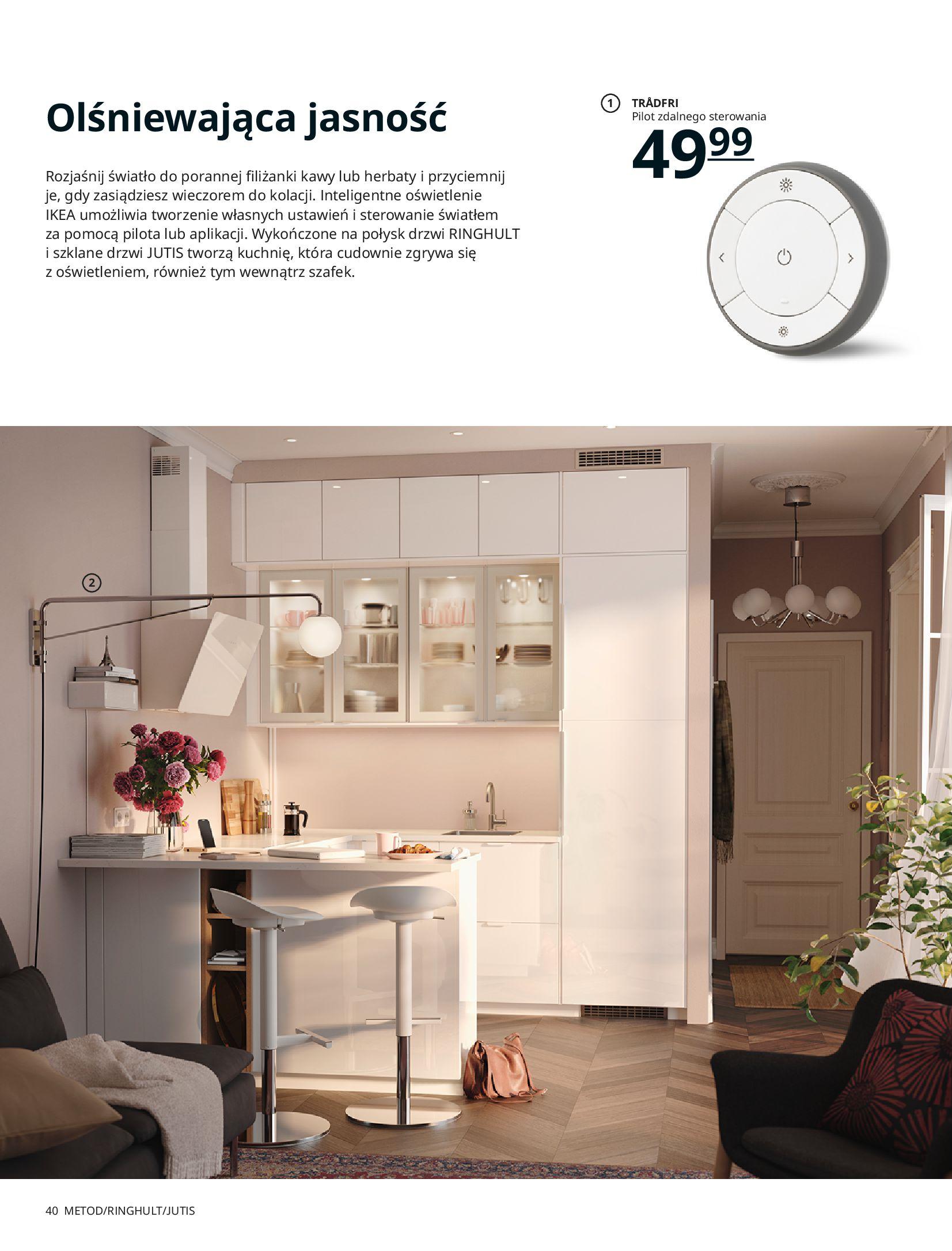 Gazetka IKEA: KUCHNIE 2021 2021-01-13 page-40