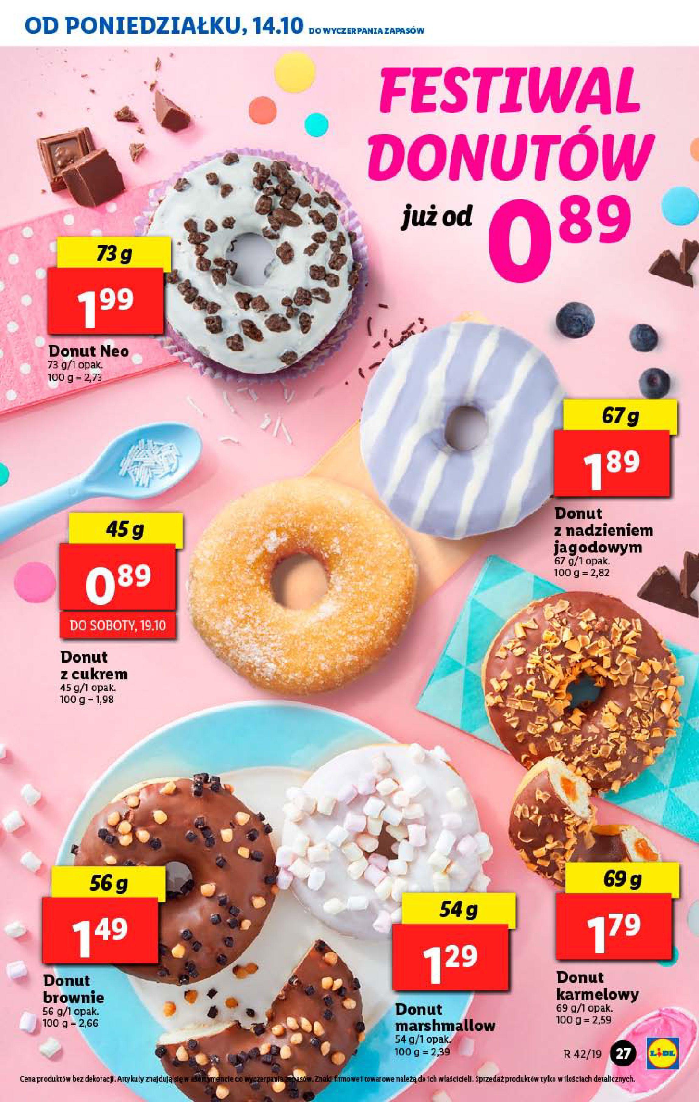 Gazetka Lidl - Od poniedziałku-13.10.2019-16.10.2019-page-27