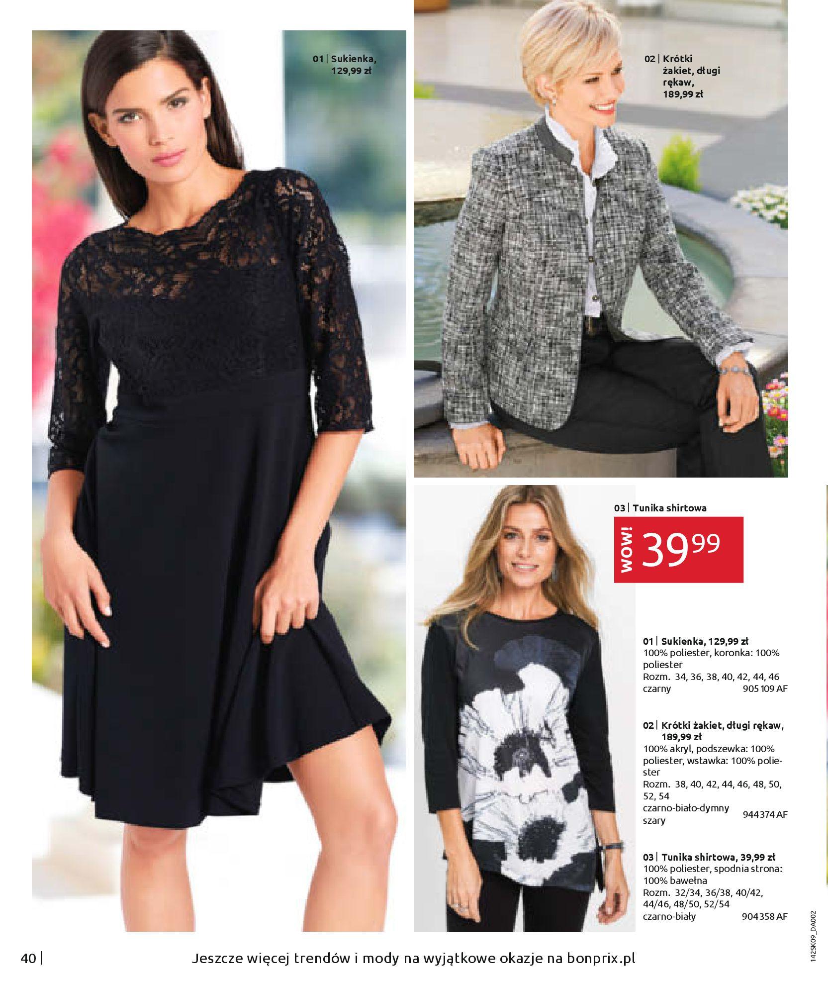 Gazetka Bonprix - Jesienny look-31.08.2020-28.02.2021-page-42