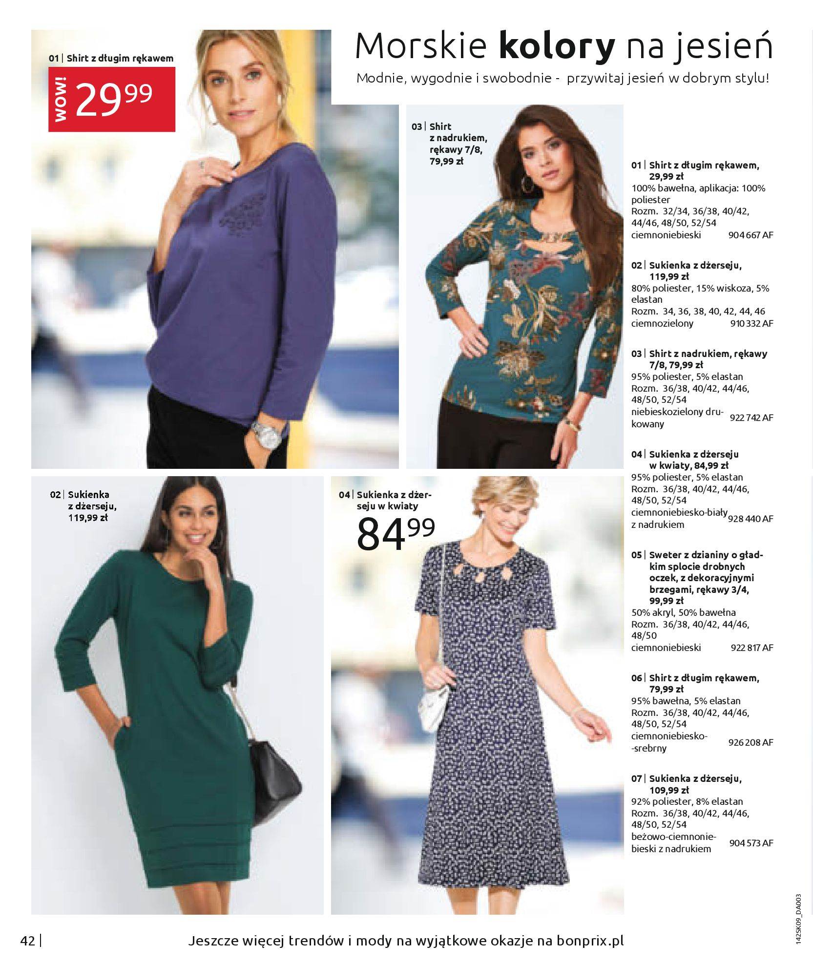 Gazetka Bonprix - Jesienny look-31.08.2020-28.02.2021-page-44