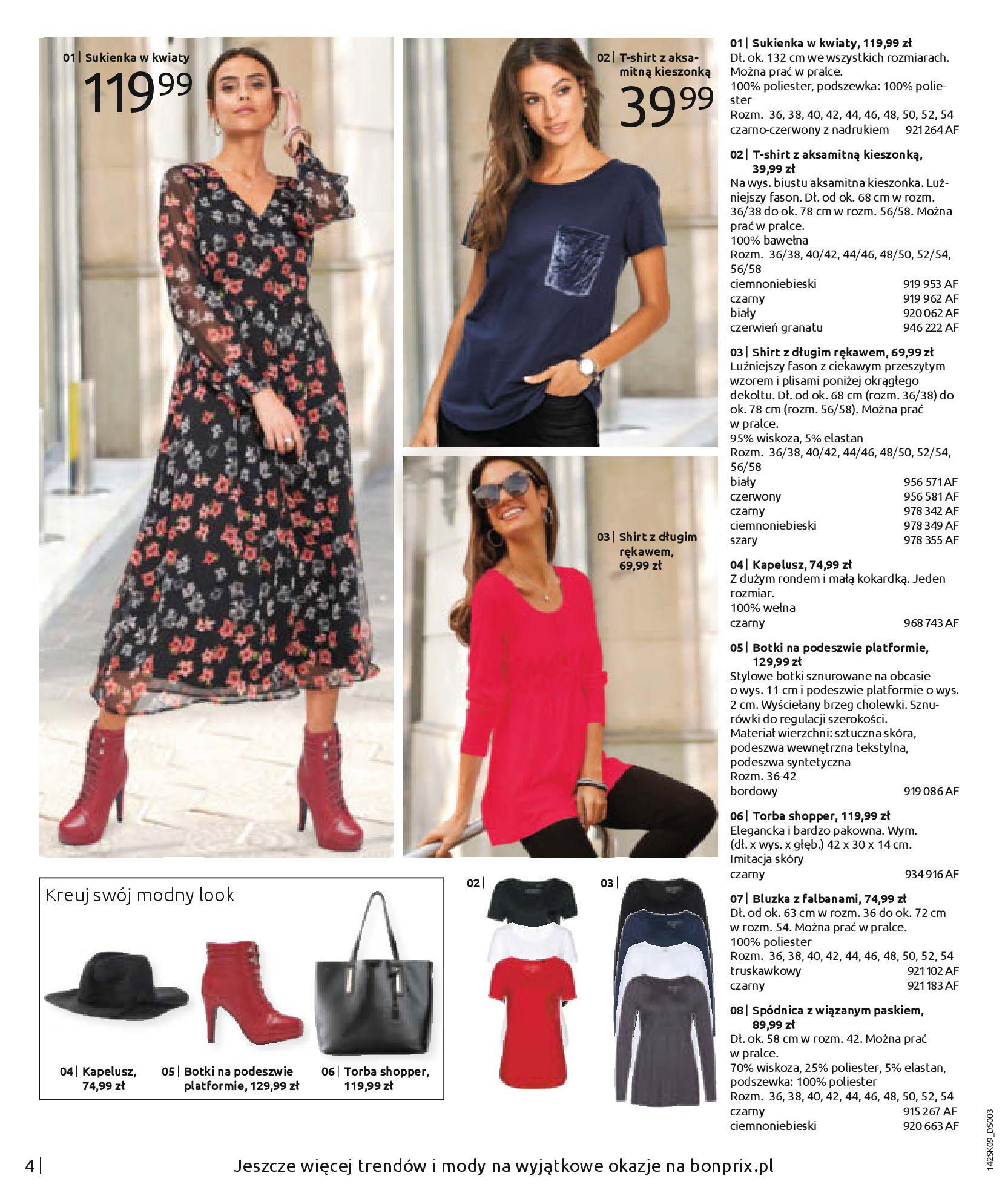 Gazetka Bonprix - Jesienny look-31.08.2020-28.02.2021-page-6