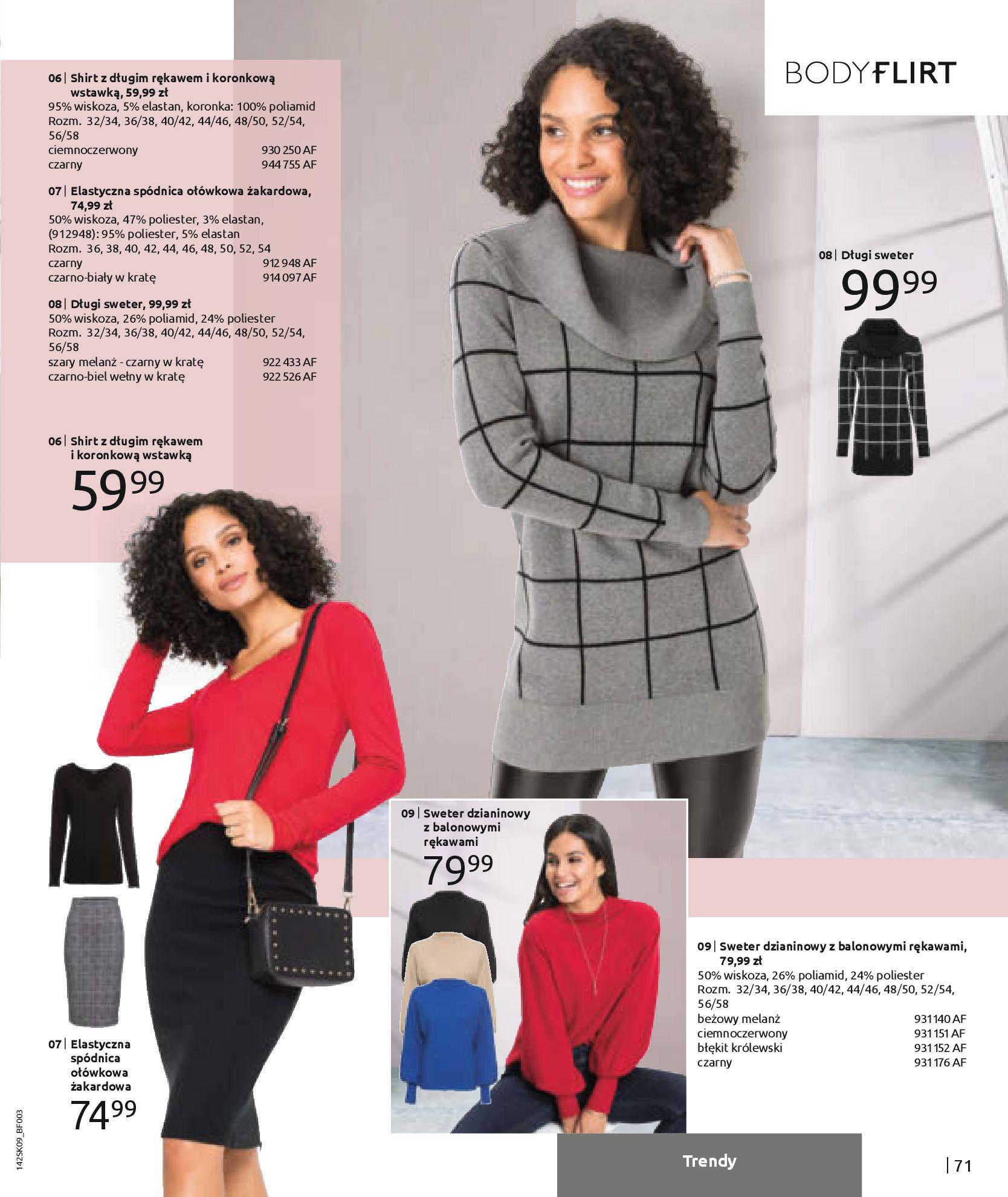 Gazetka Bonprix - Jesienny look-31.08.2020-28.02.2021-page-73