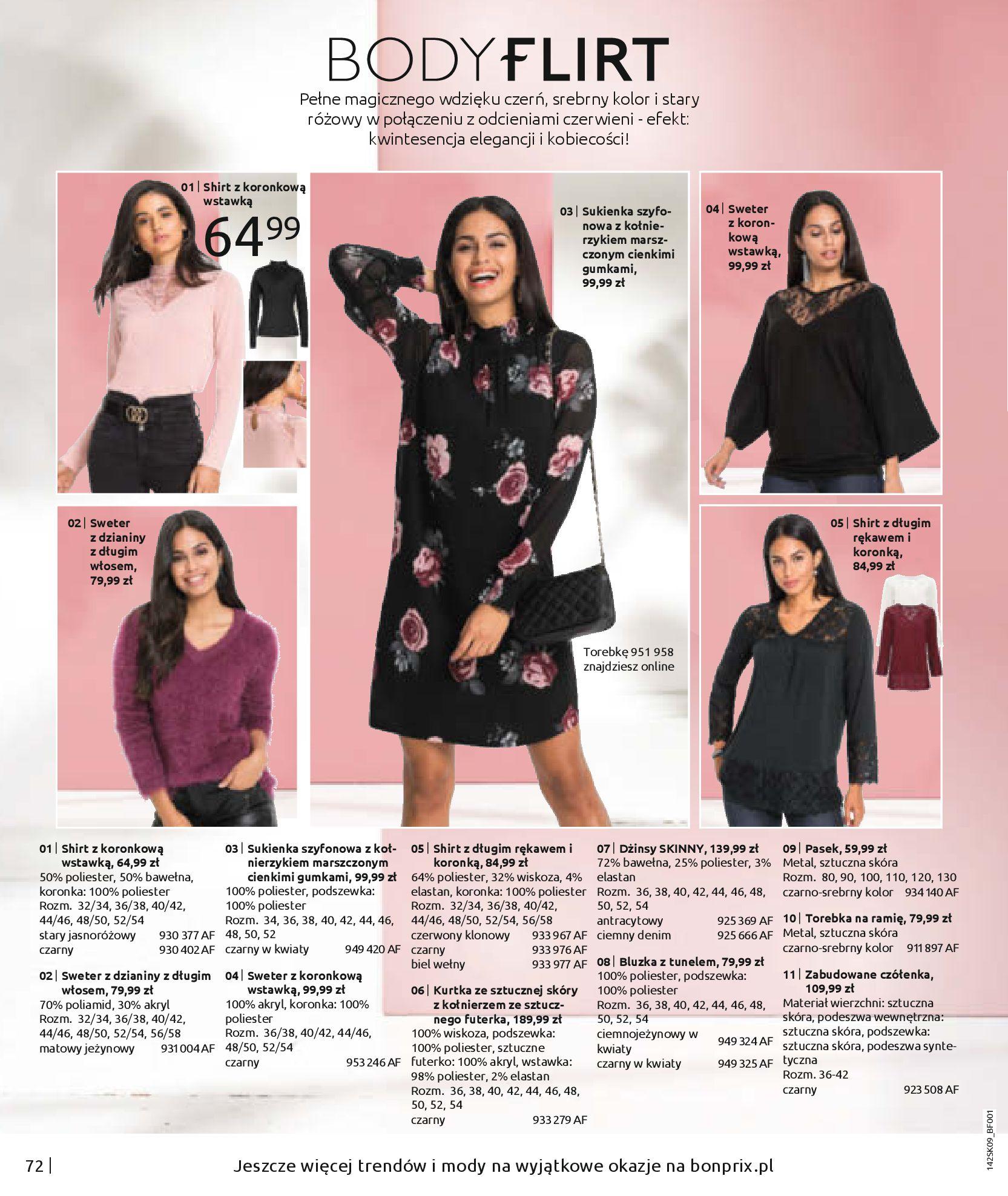 Gazetka Bonprix - Jesienny look-31.08.2020-28.02.2021-page-74
