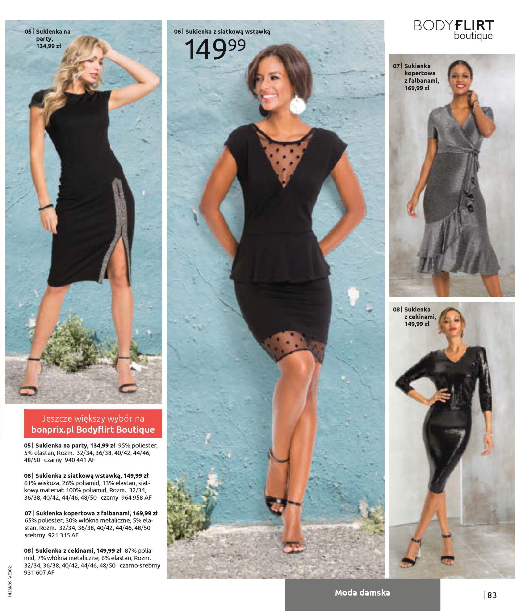 Gazetka Bonprix - Jesienny look-31.08.2020-28.02.2021-page-85