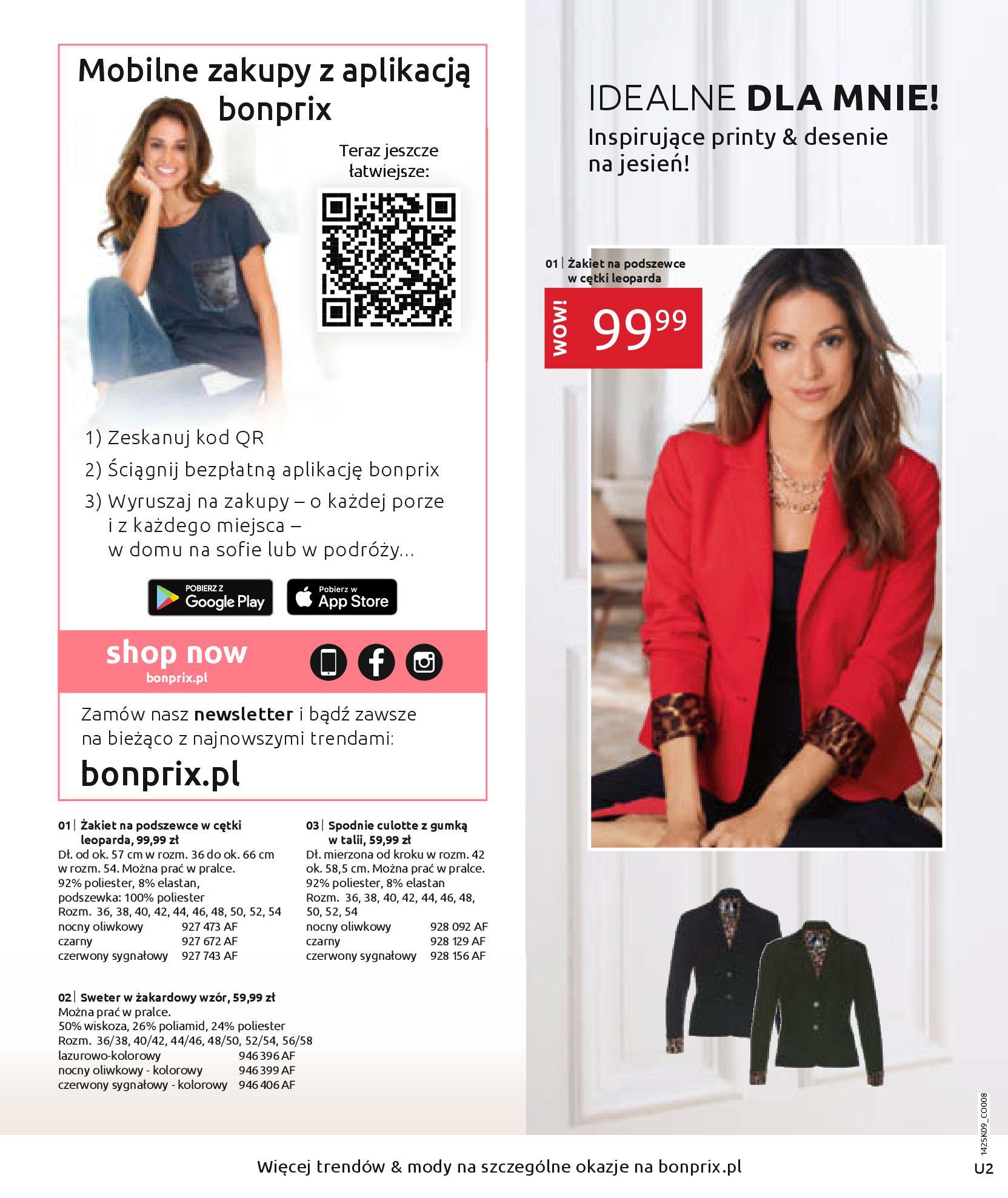 Gazetka Bonprix - Jesienny look-31.08.2020-28.02.2021-page-2