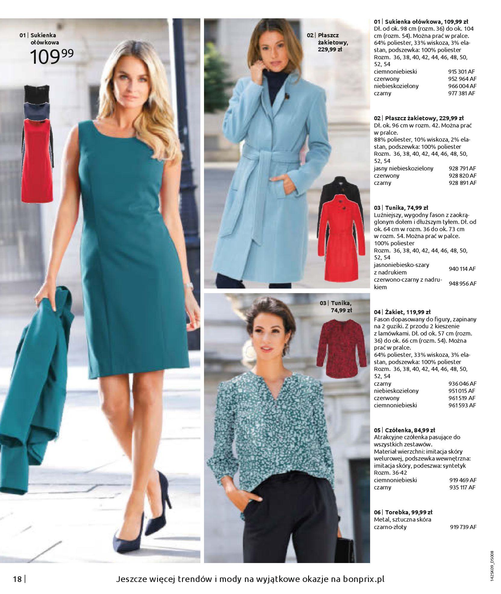 Gazetka Bonprix - Jesienny look-31.08.2020-28.02.2021-page-20