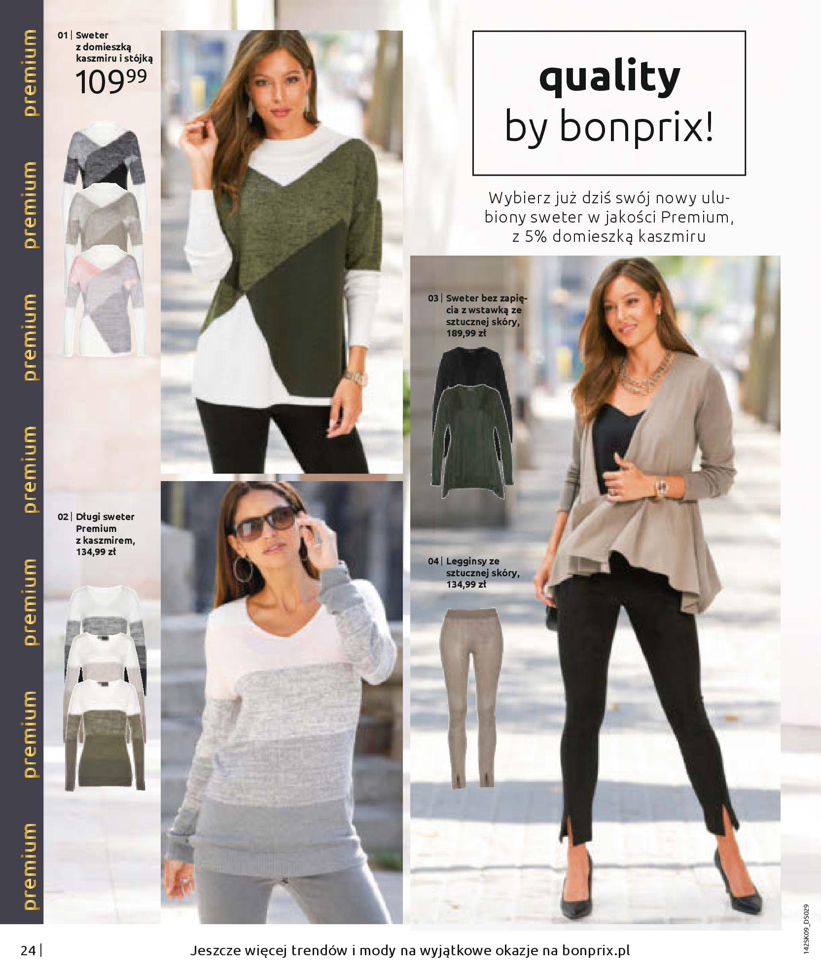 Gazetka Bonprix - Jesienny look-31.08.2020-28.02.2021-page-26