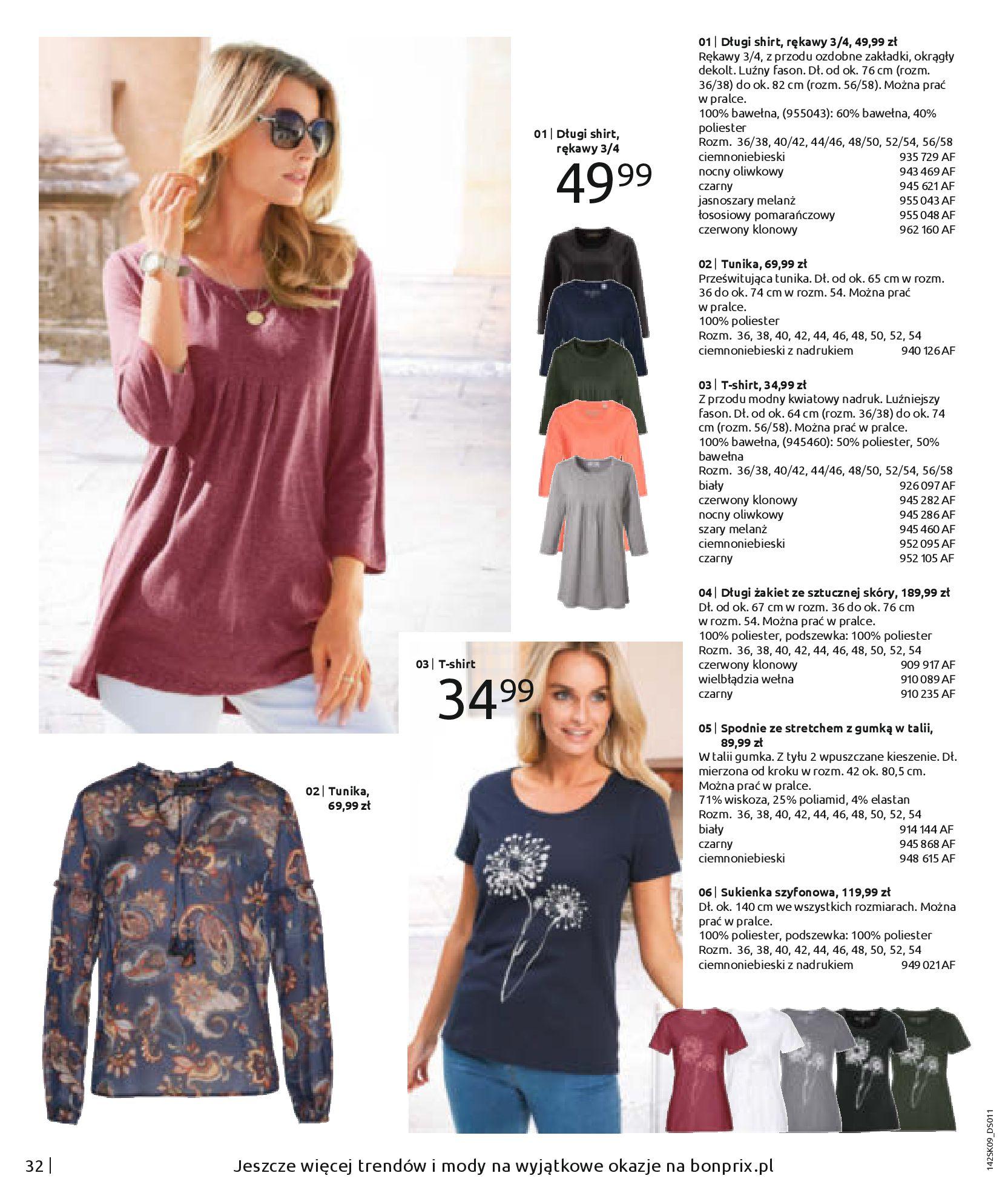 Gazetka Bonprix - Jesienny look-31.08.2020-28.02.2021-page-34