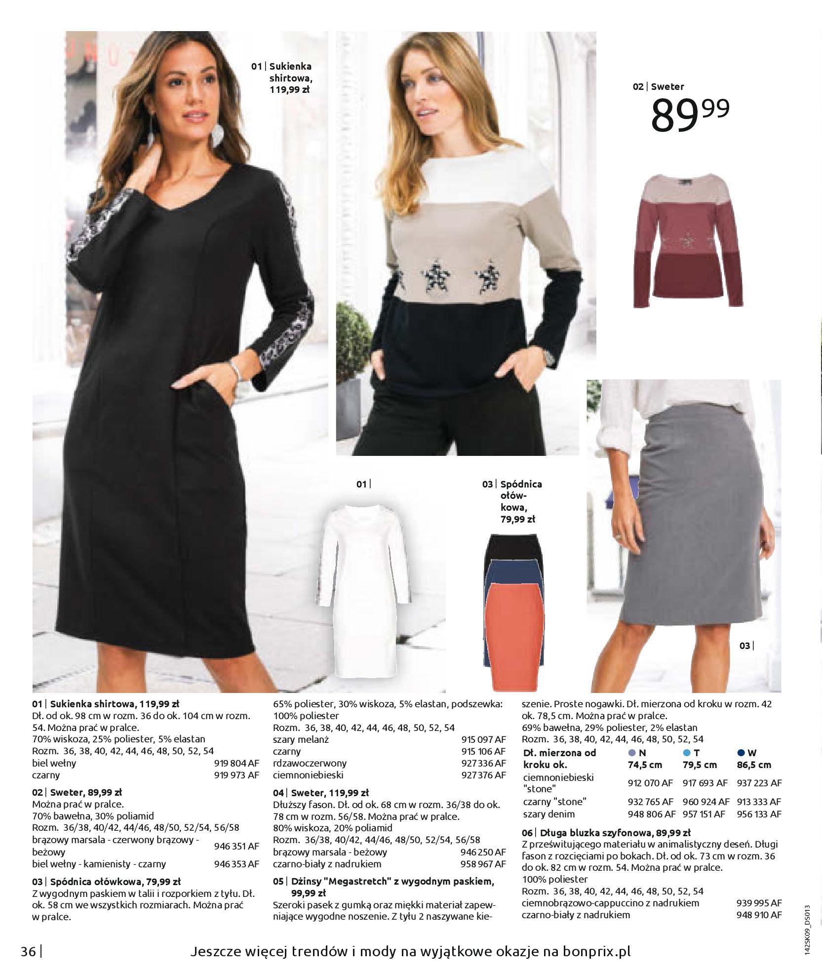 Gazetka Bonprix - Jesienny look-31.08.2020-28.02.2021-page-38