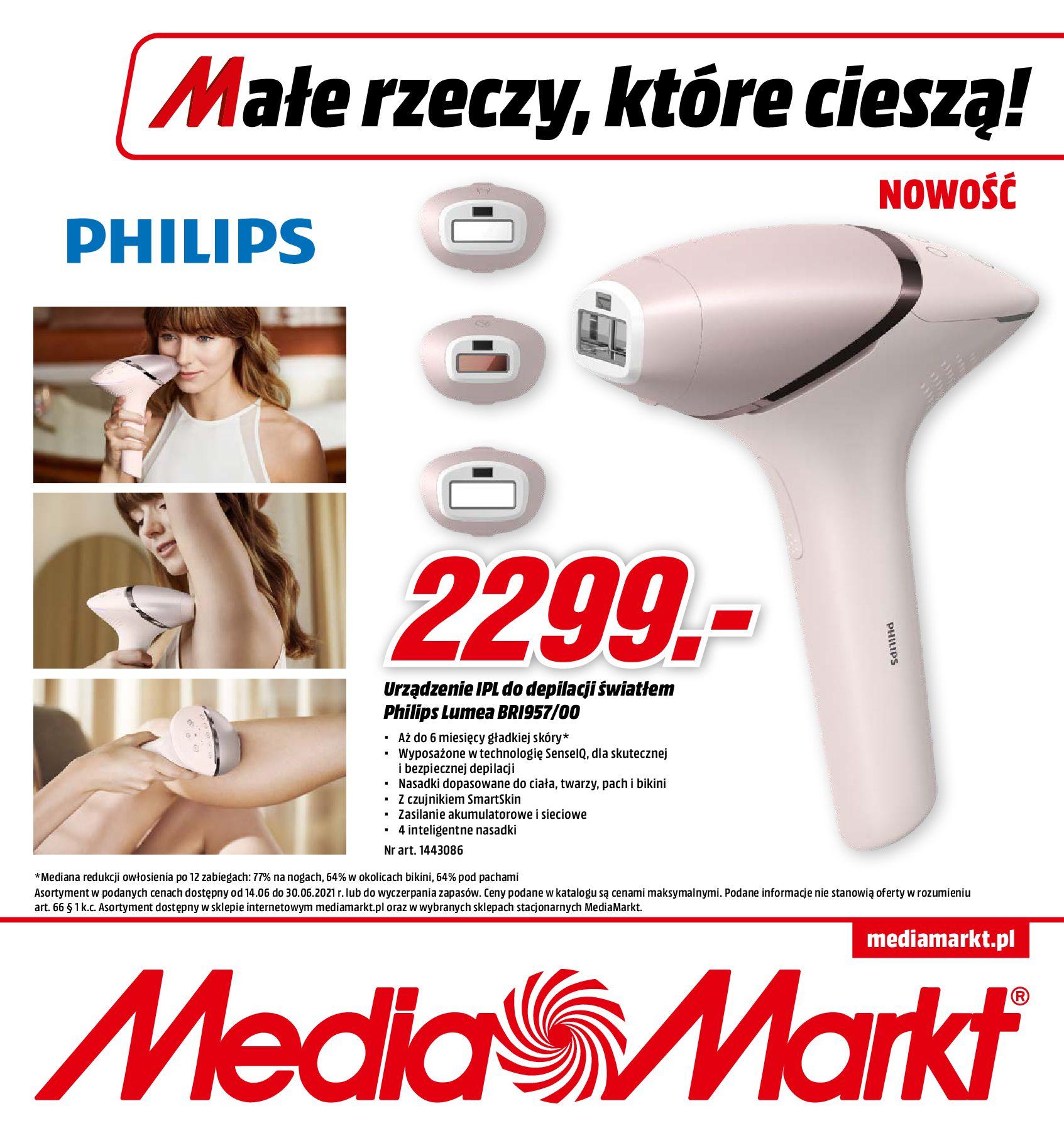 Media Markt:  Gazetka Media Markt - Katalog AGD 15.06.2021