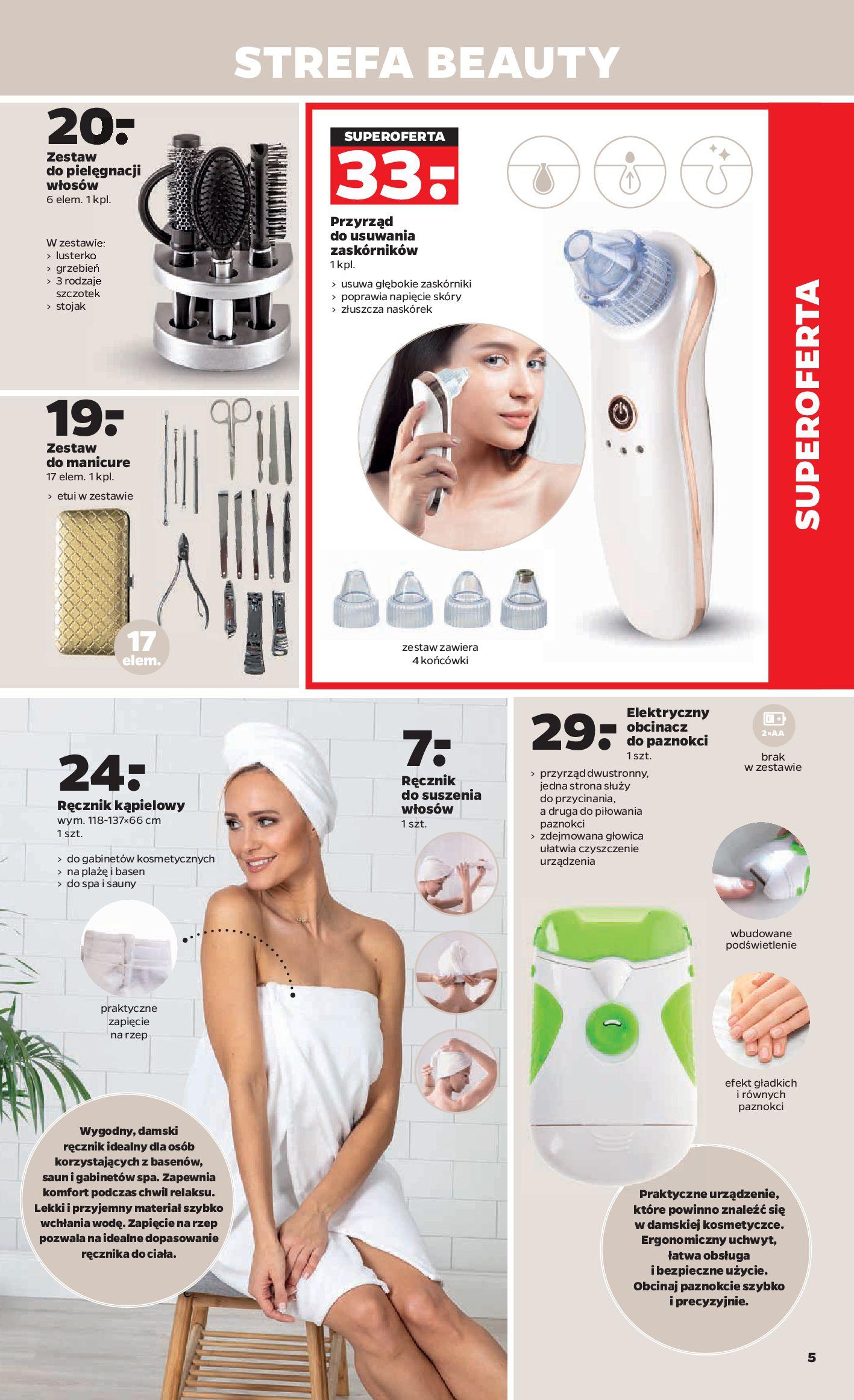 Gazetka Netto - Jesienne porządki -18.10.2020-24.10.2020-page-5