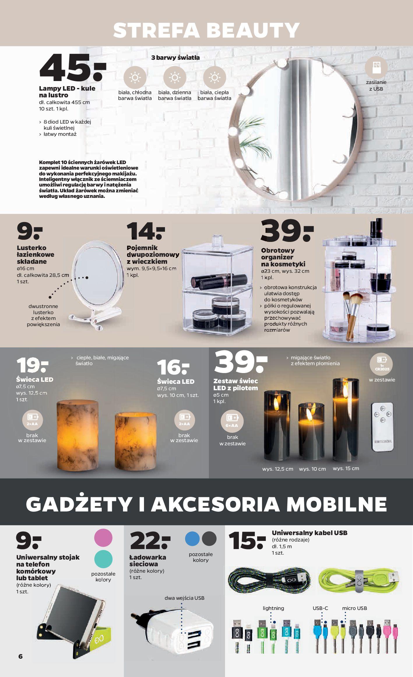 Gazetka Netto - Jesienne porządki -18.10.2020-24.10.2020-page-6