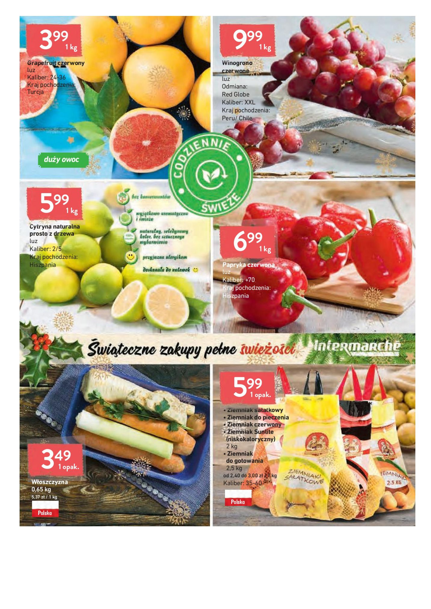 Gazetka Intermarché - Mikołajkowe zakupy pełne promocji-02.12.2019-09.12.2019-page-9