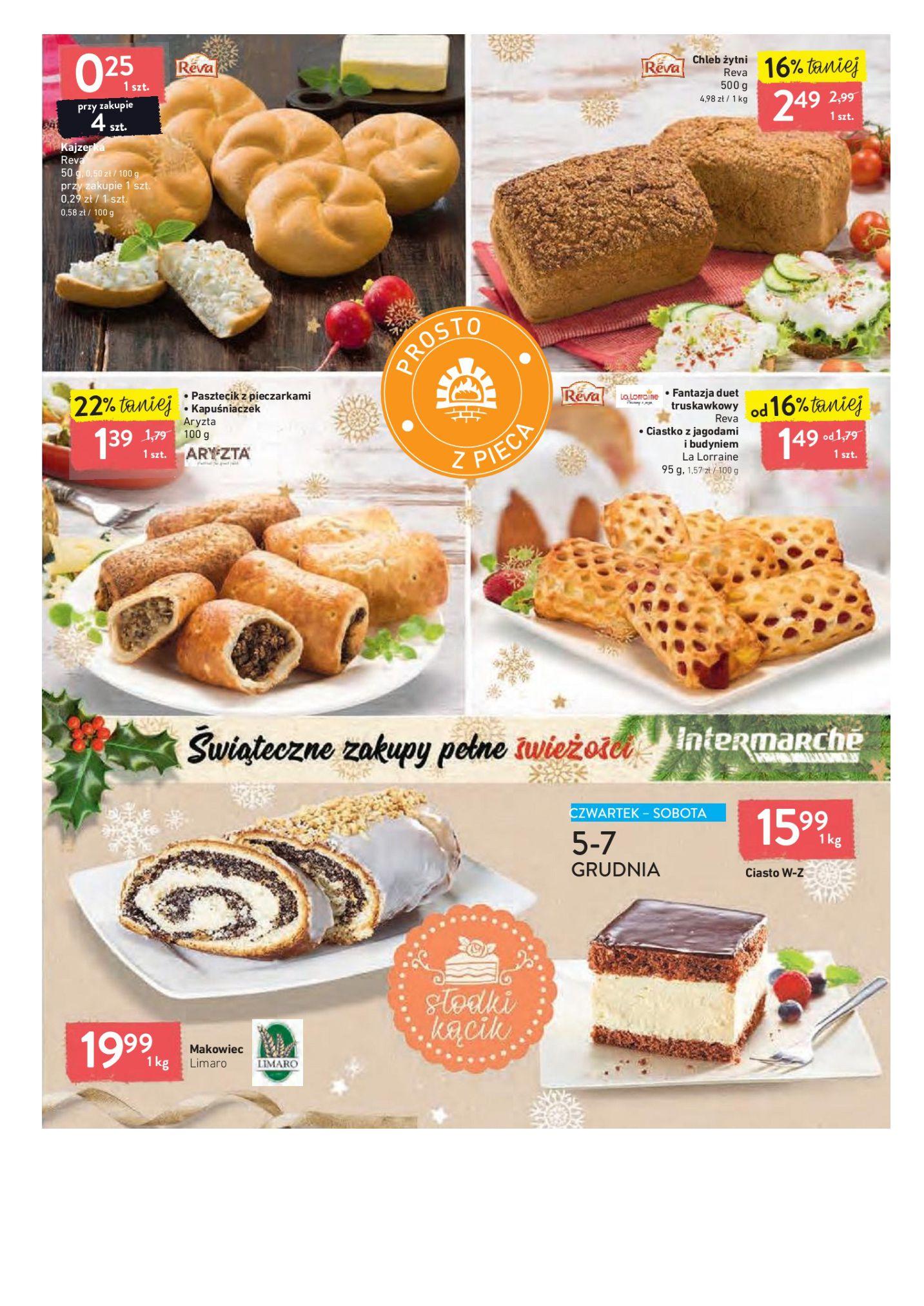 Gazetka Intermarché - Mikołajkowe zakupy pełne promocji-02.12.2019-09.12.2019-page-11