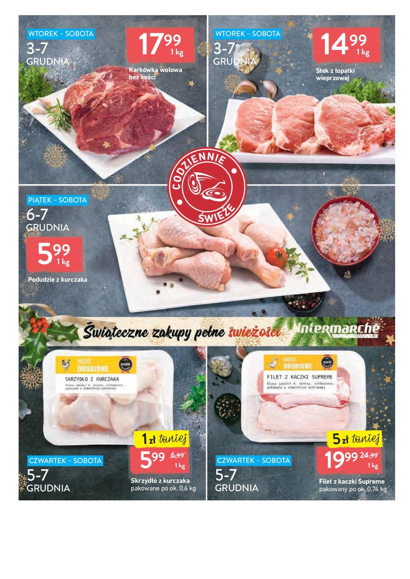 Gazetka Intermarché - Mikołajkowe zakupy pełne promocji-02.12.2019-09.12.2019-page-13