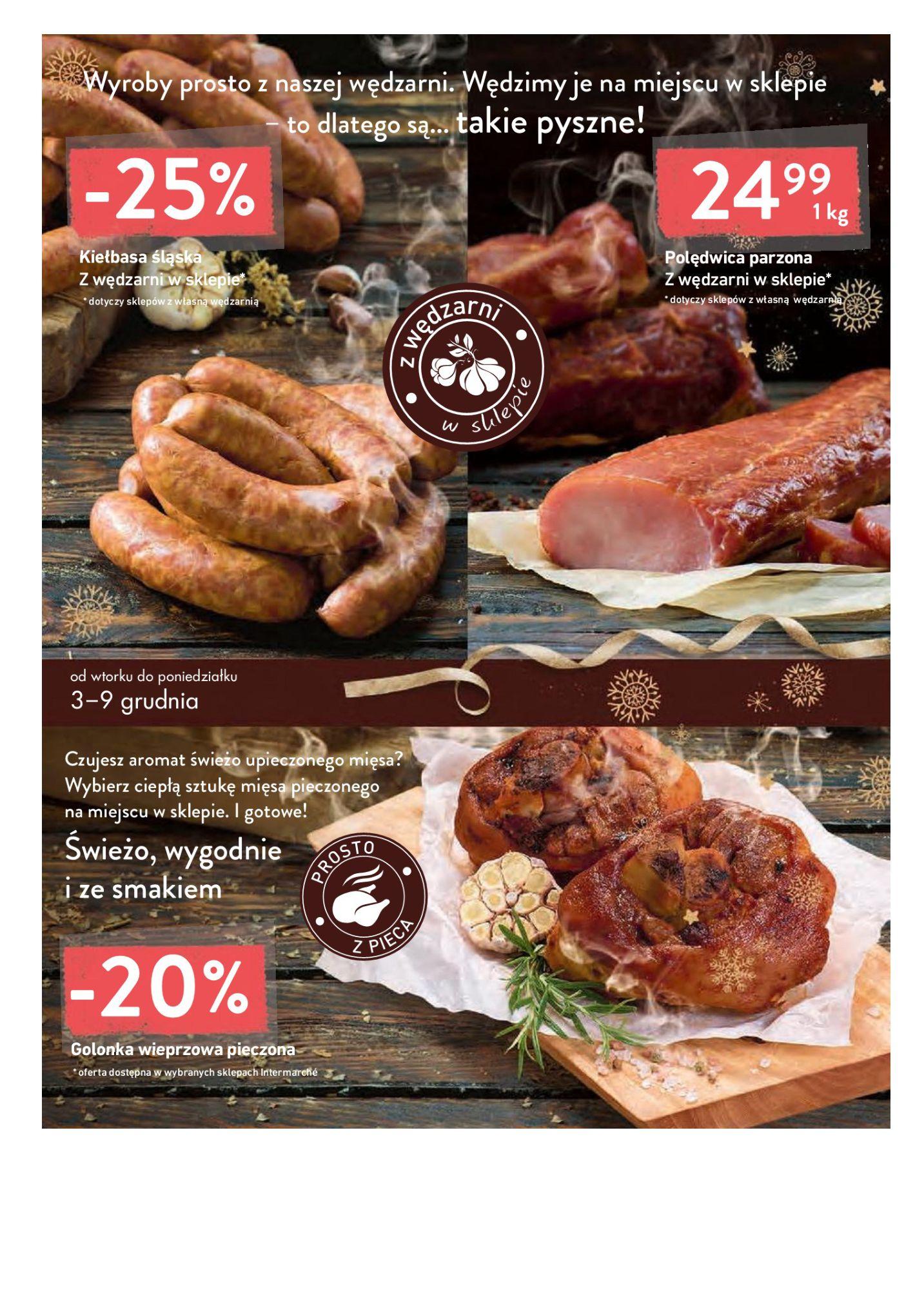 Gazetka Intermarché - Mikołajkowe zakupy pełne promocji-02.12.2019-09.12.2019-page-14