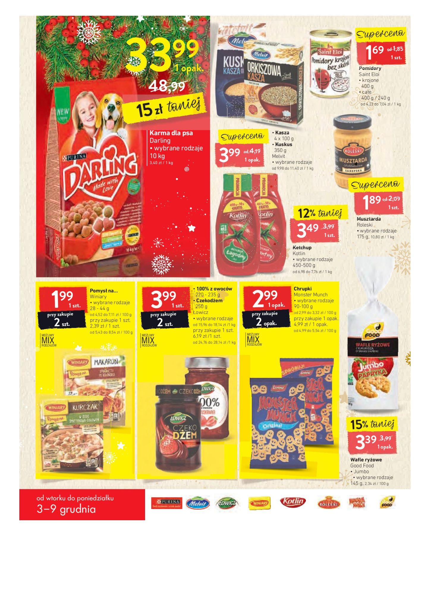 Gazetka Intermarché - Mikołajkowe zakupy pełne promocji-02.12.2019-09.12.2019-page-24