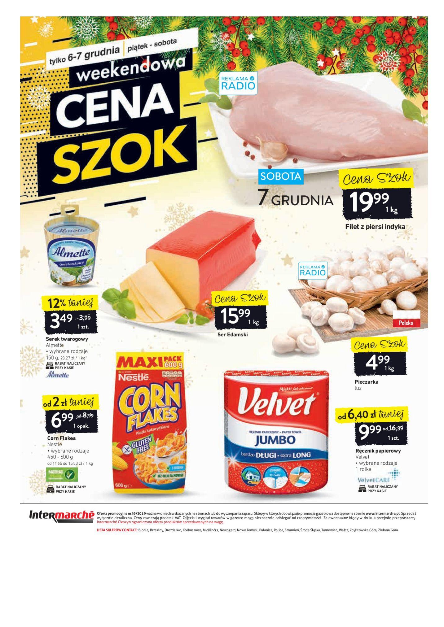 Gazetka Intermarché - Mikołajkowe zakupy pełne promocji-02.12.2019-09.12.2019-page-32