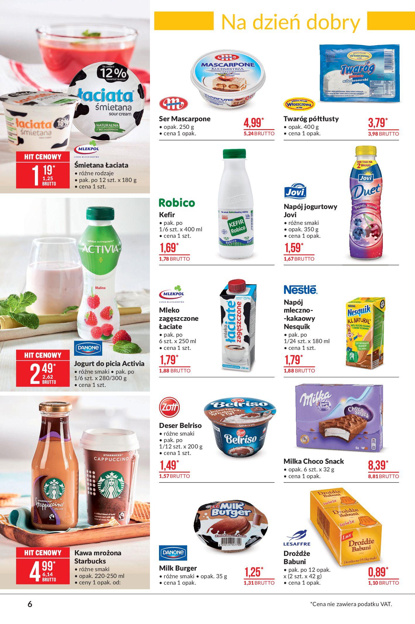 Gazetka Makro: Oferta spożywcza 2021-04-08 page-6
