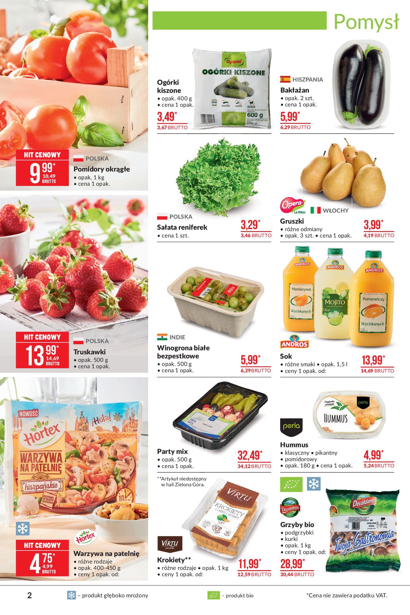 Gazetka Makro: Oferta spożywcza 2021-04-08 page-2