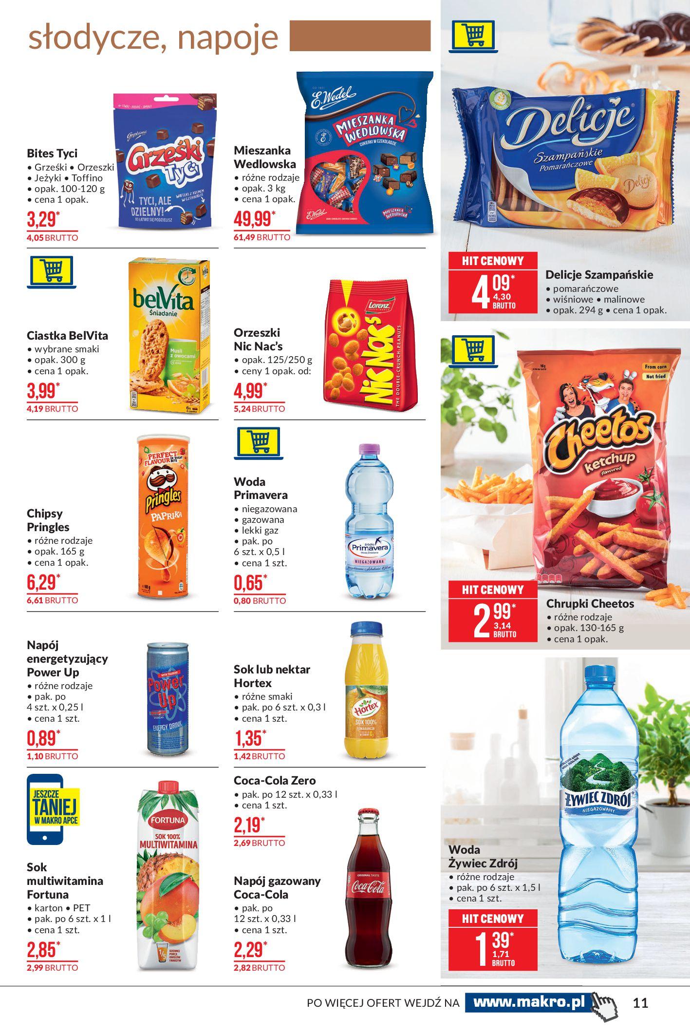 Gazetka Makro: Oferta spożywcza 2021-04-08 page-11