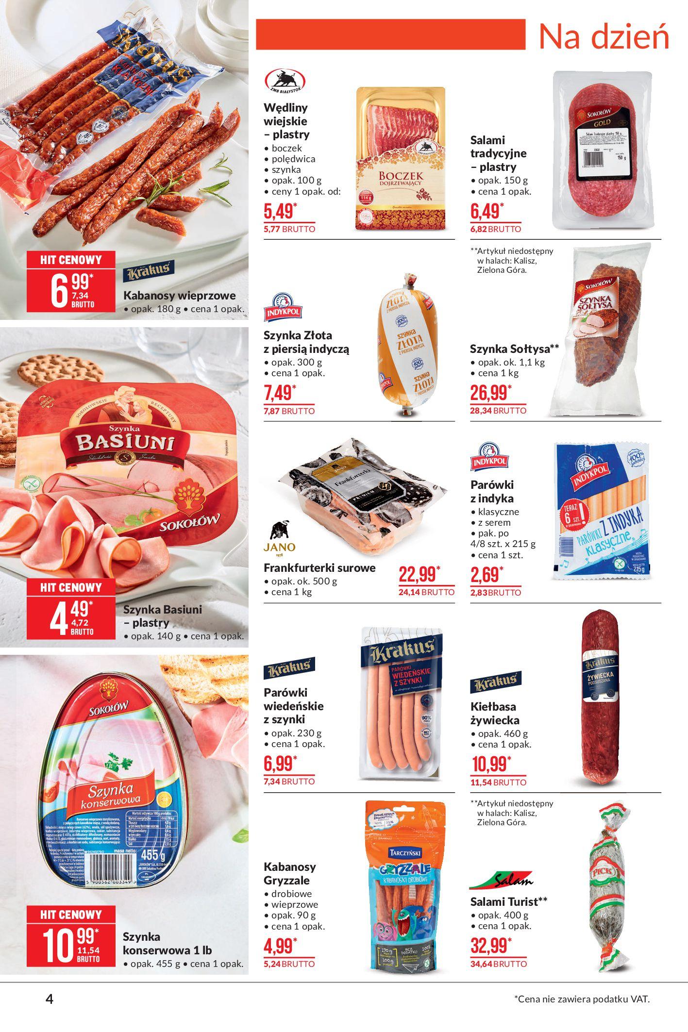 Gazetka Makro: Oferta spożywcza 2021-04-08 page-4