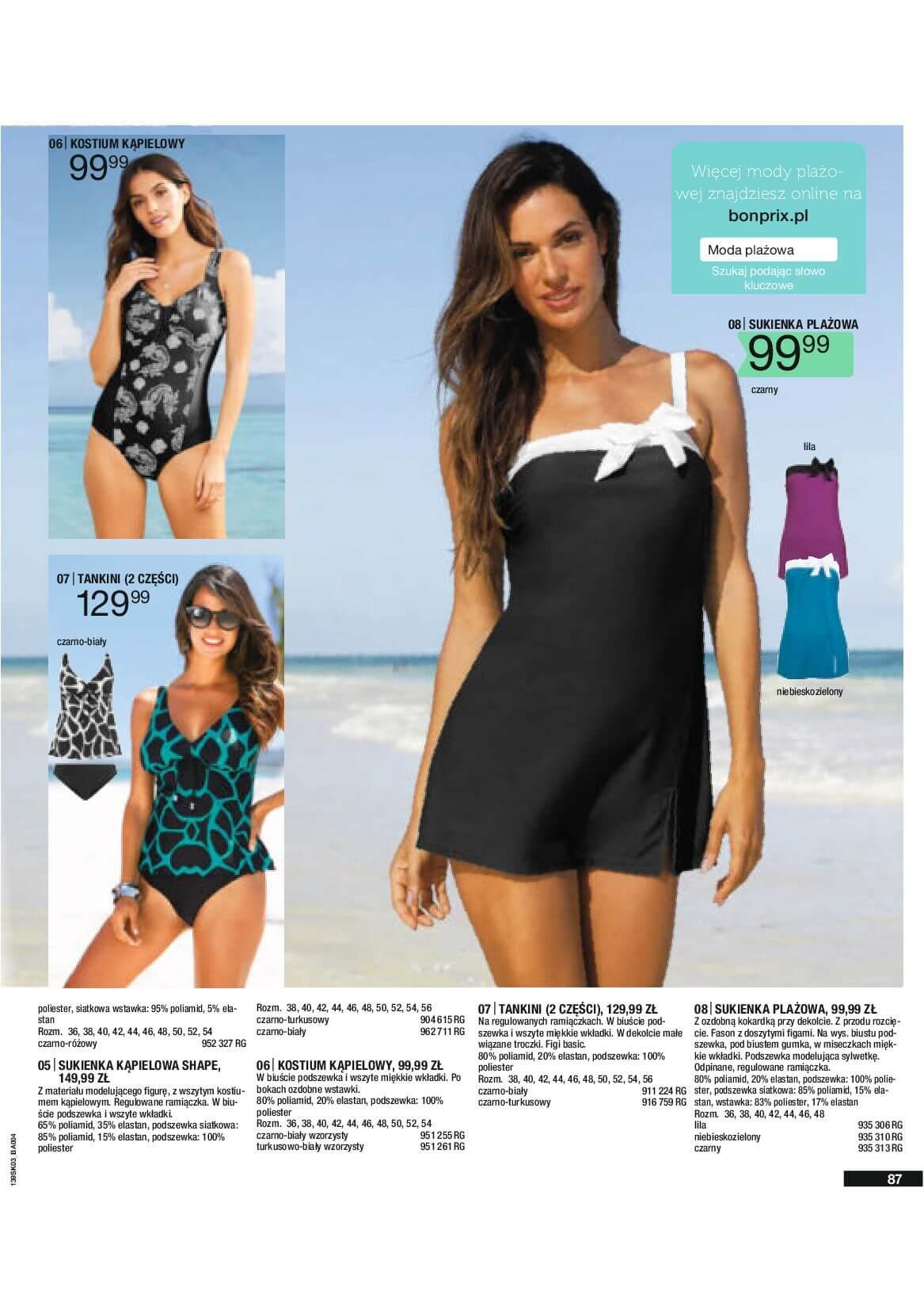 Gazetka Bonprix - Radosna moda-10.03.2019-25.06.2019-page-89